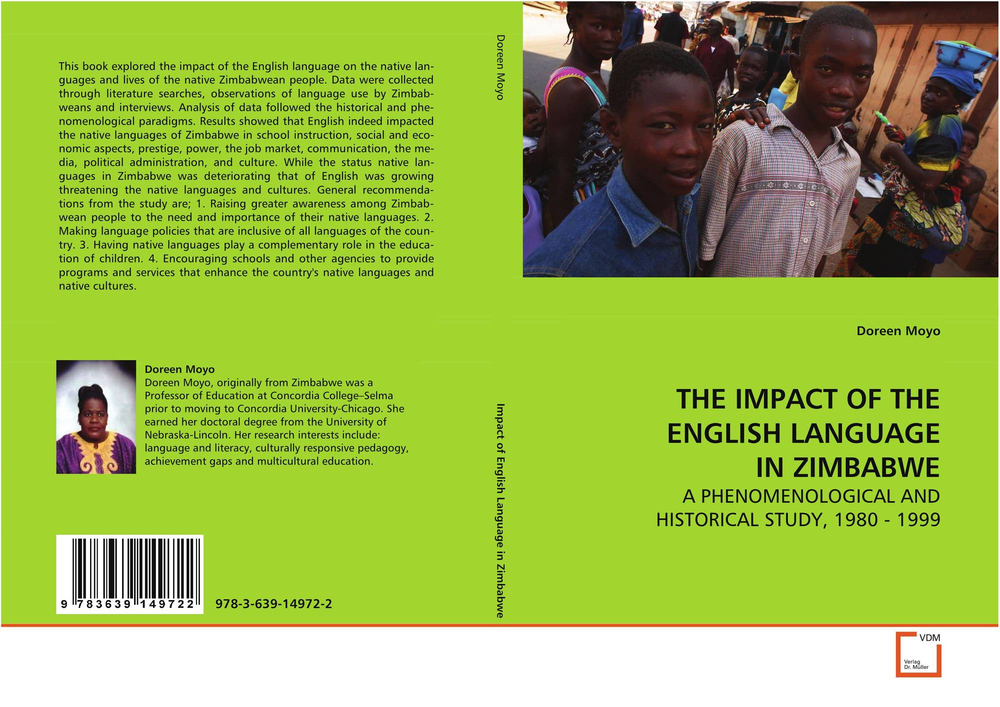the english language and its impact Writing strategy instruction: its impact on writing in a second language for  academic  keywords second language writing, strategy instruction, english for .