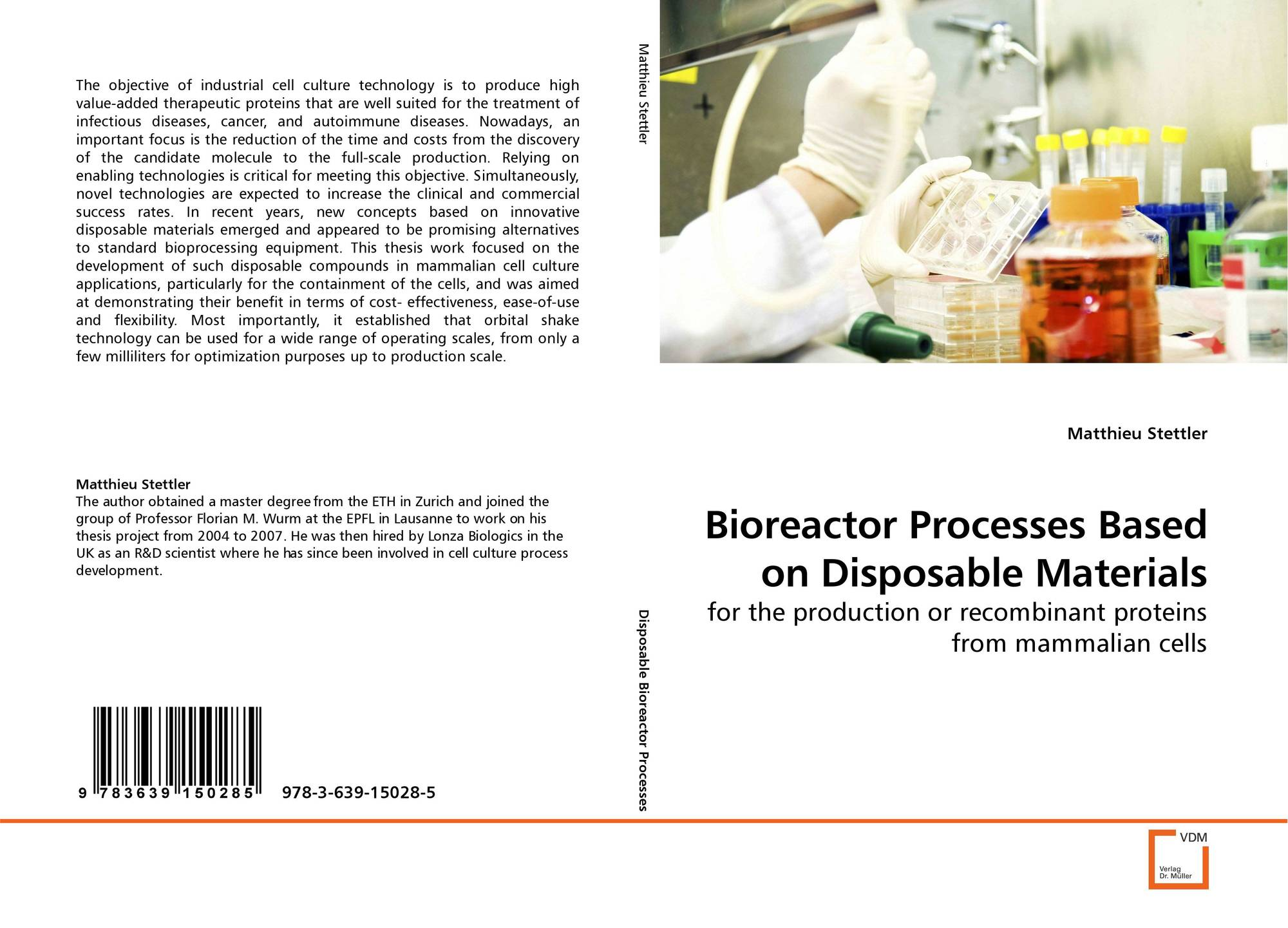 thesis production protease