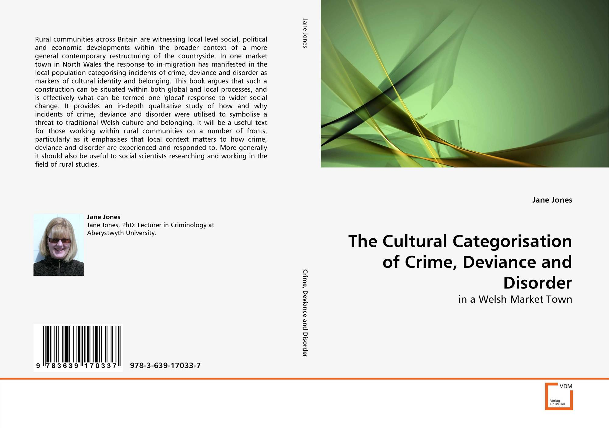 an unlocked perception of organized crime Public perception of the war on drugs, white-collar crime, and organized crime: recommendations for the criminal justice system response.