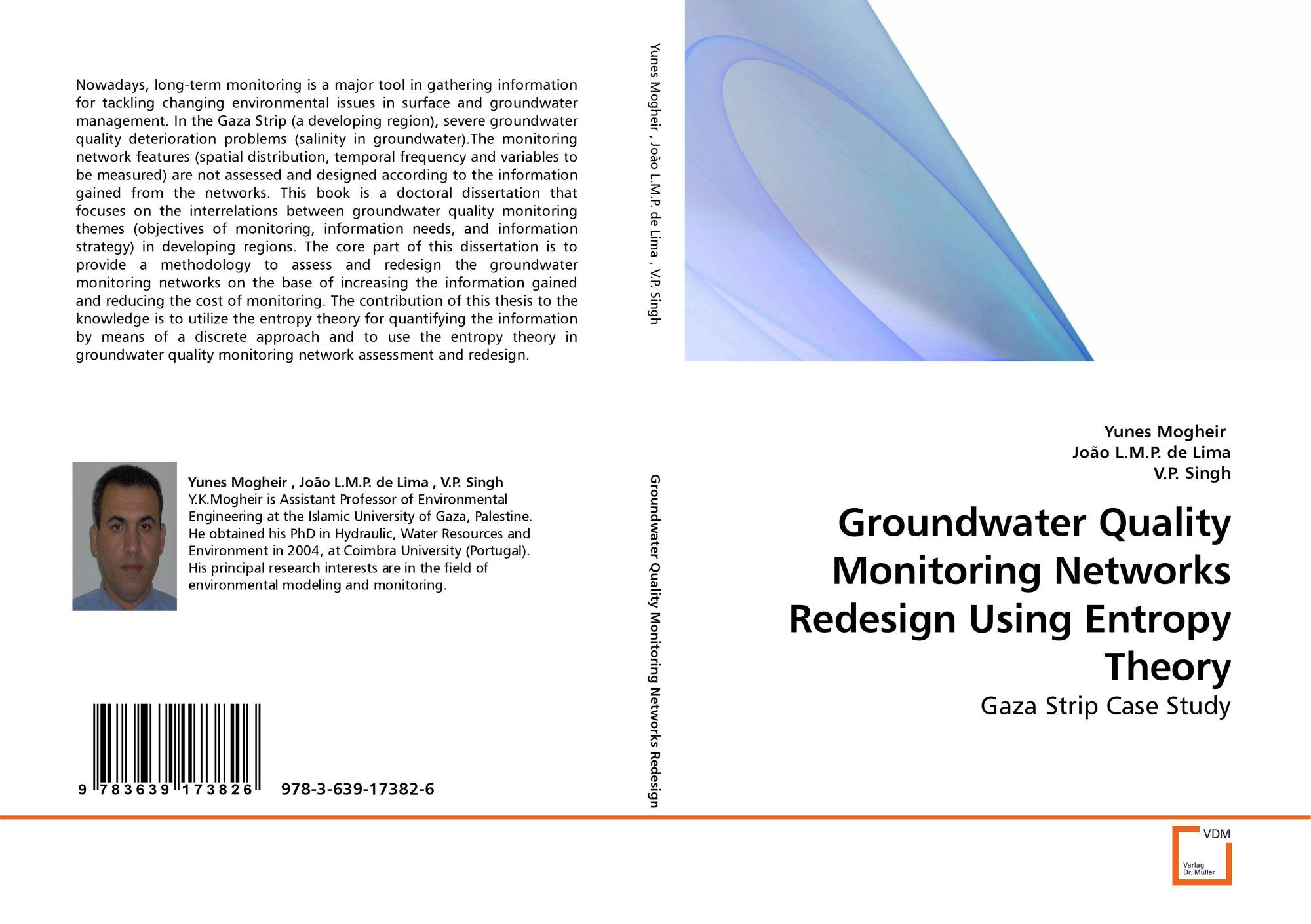 Bookcover of Groundwater Quality Monitoring Networks Redesign Using Entropy  Theory