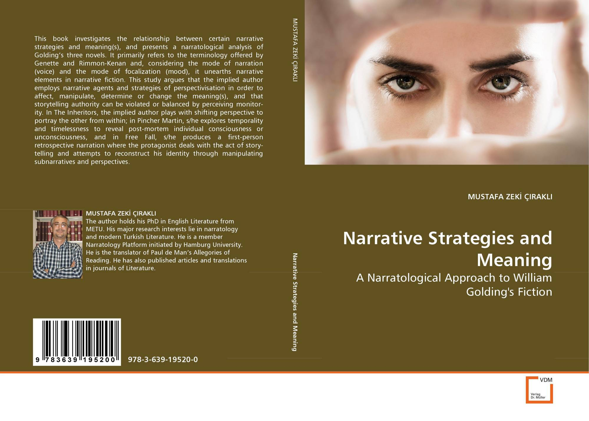 Narrative Strategies and Meaning, 978-3-639-19520-0, 3639195205