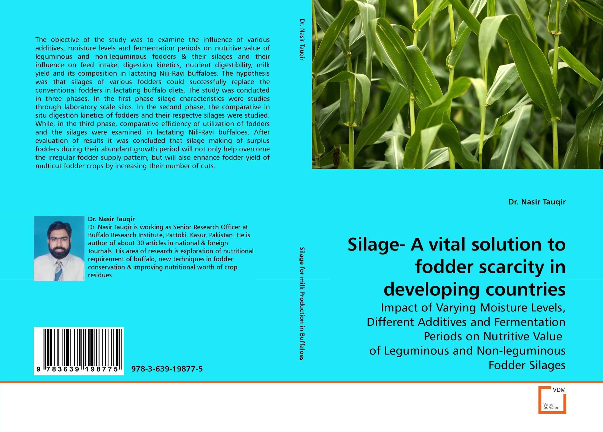 fodder scarcity in developing