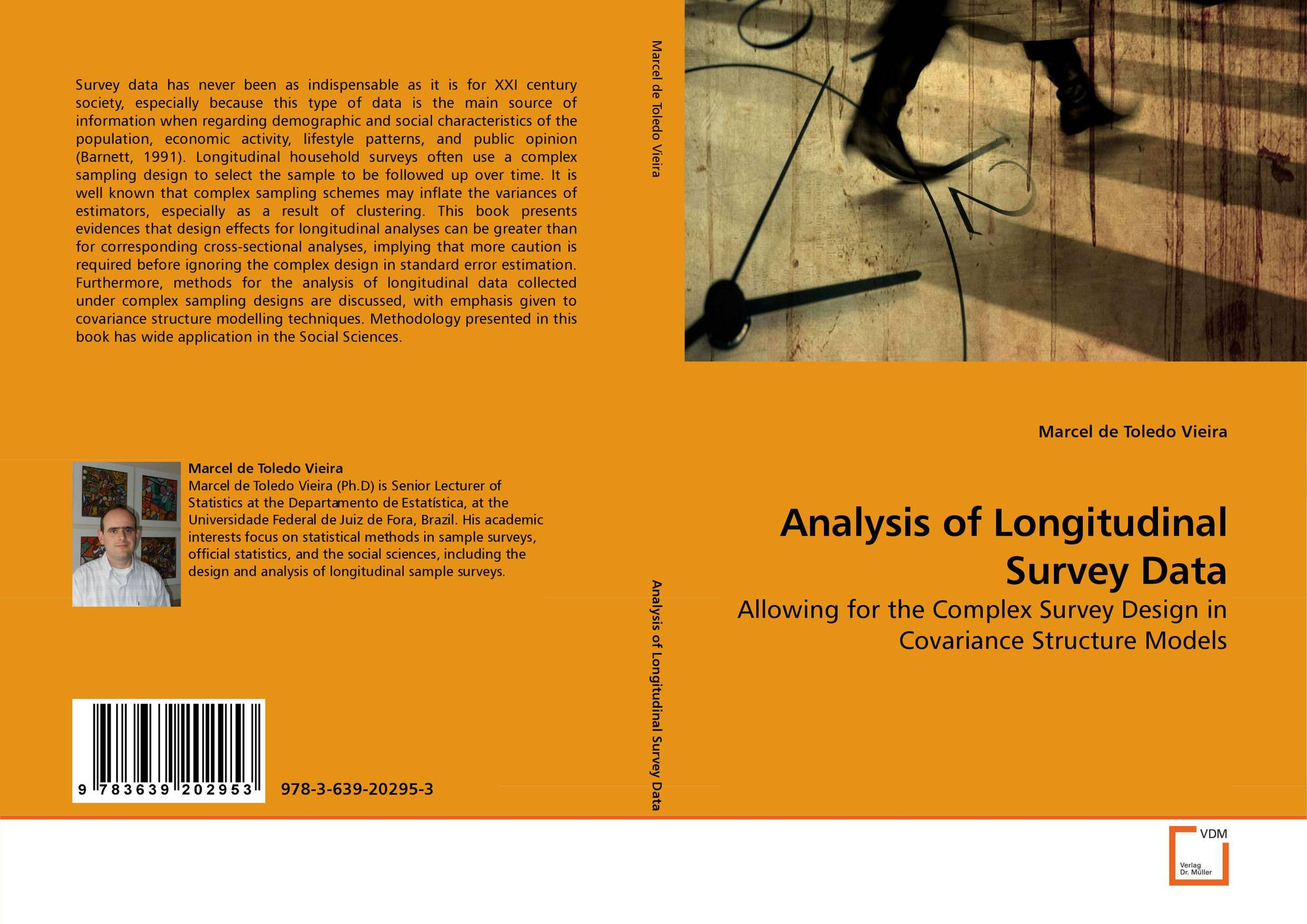 Analysis of longitudinal survey data 978 3 639 20295 3 for Household survey questionnaire design