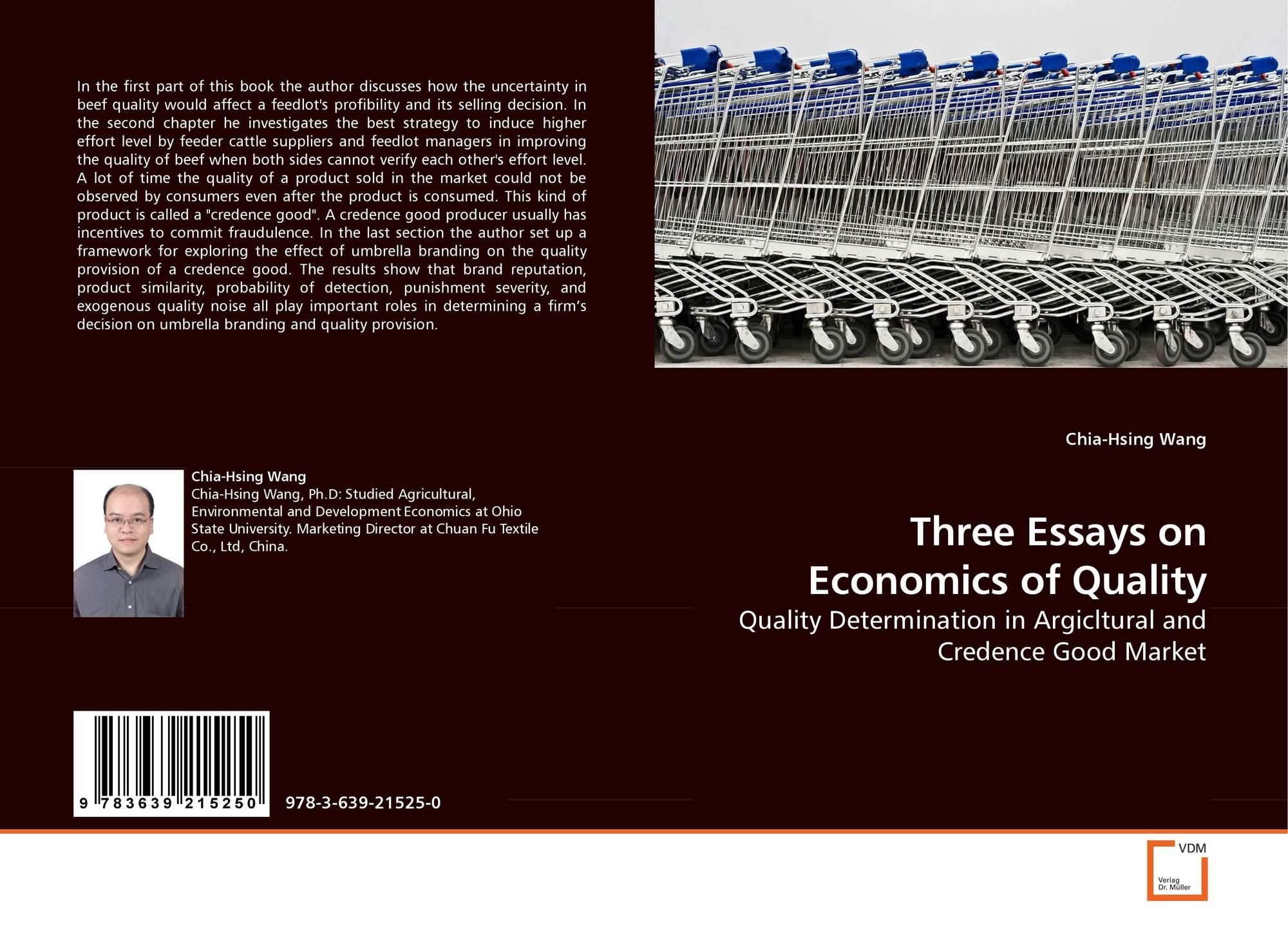 Three essays development economics china top university best essay sample