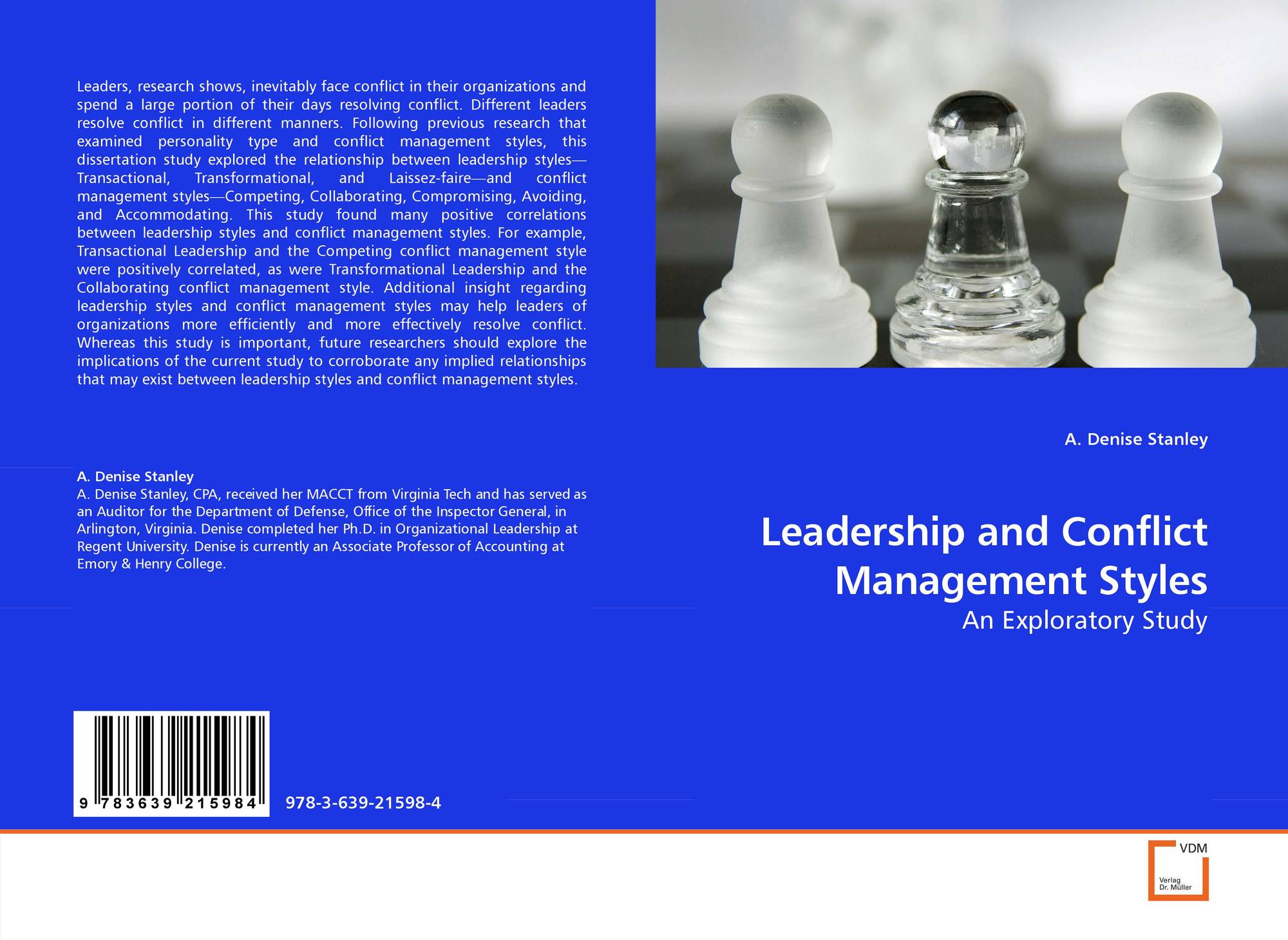 four leaders and their management styels