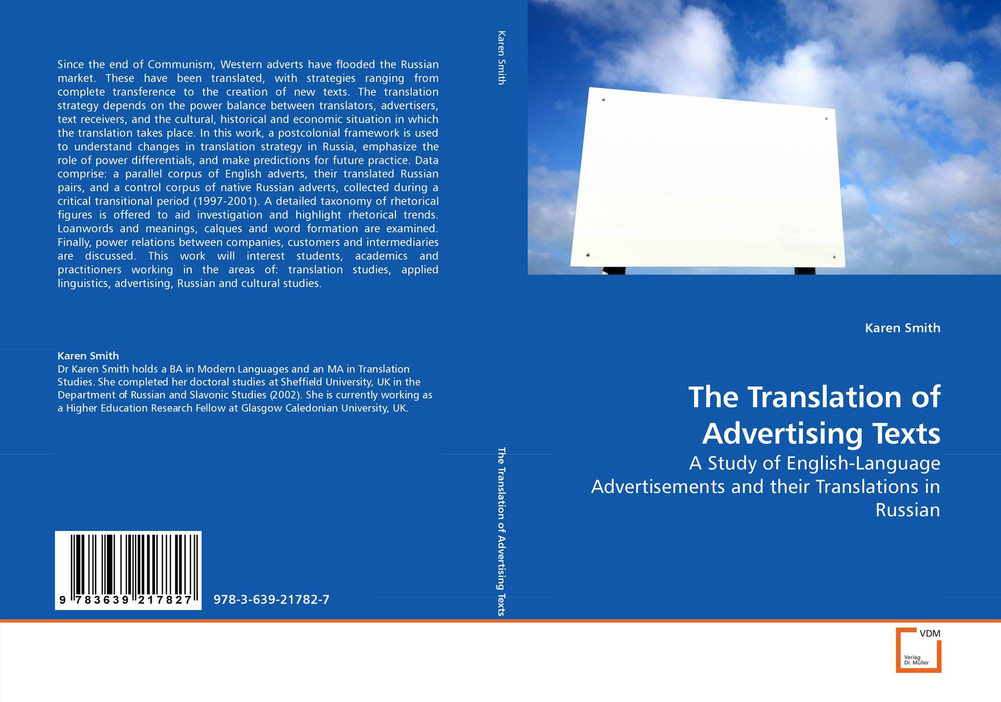 translation in advertising 1 the semiotic role of translation in advertising the case of the bilingual advertisement from a comparative aspect evangelos kourdis aristotle university of thessaloniki.