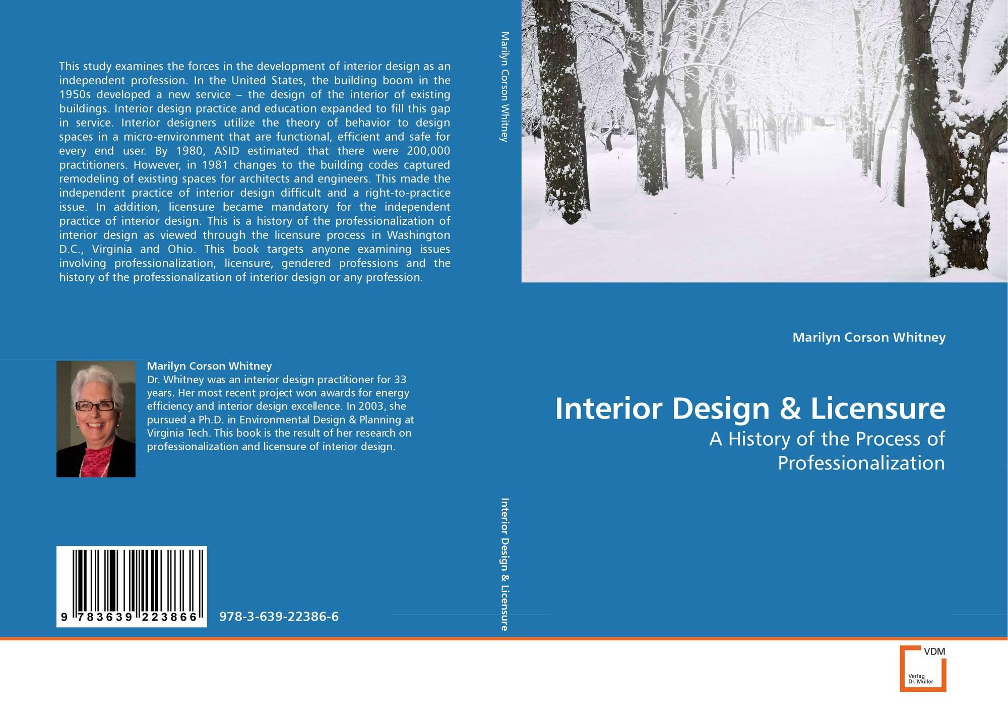 Bookcover Of Interior Design