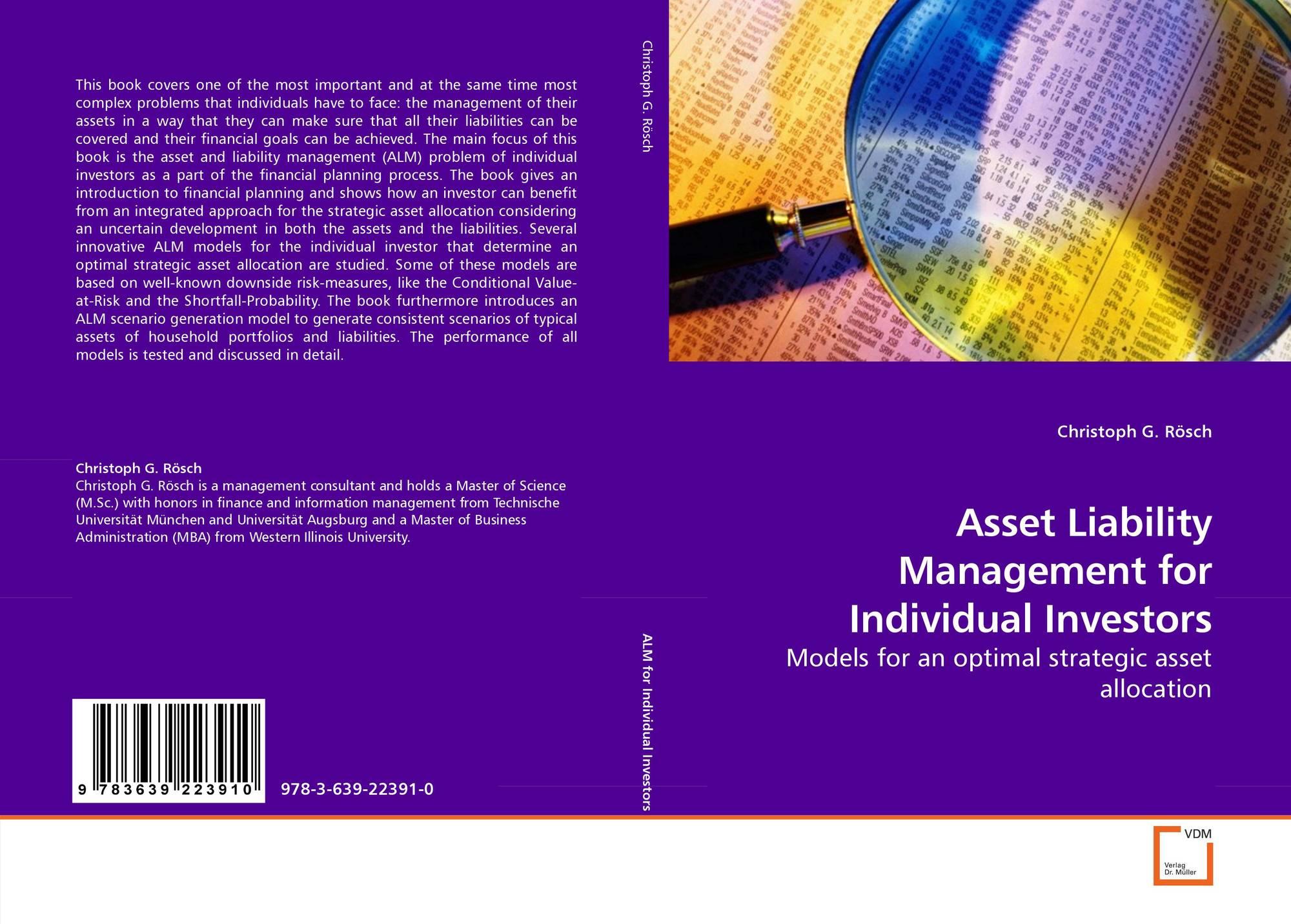 strategic asset allocation determining the optimal