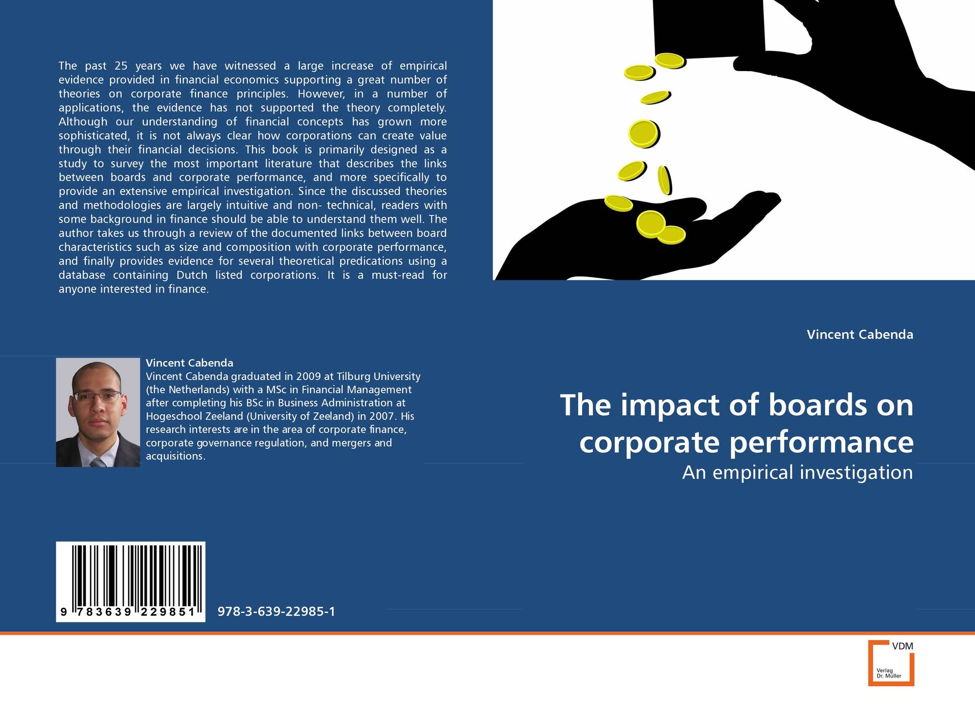 impact of acquisition on corporate performance Acquisitions: the process can be a problem which hurt overall corporate performance some managers may decide that the impact of these barriers is an.
