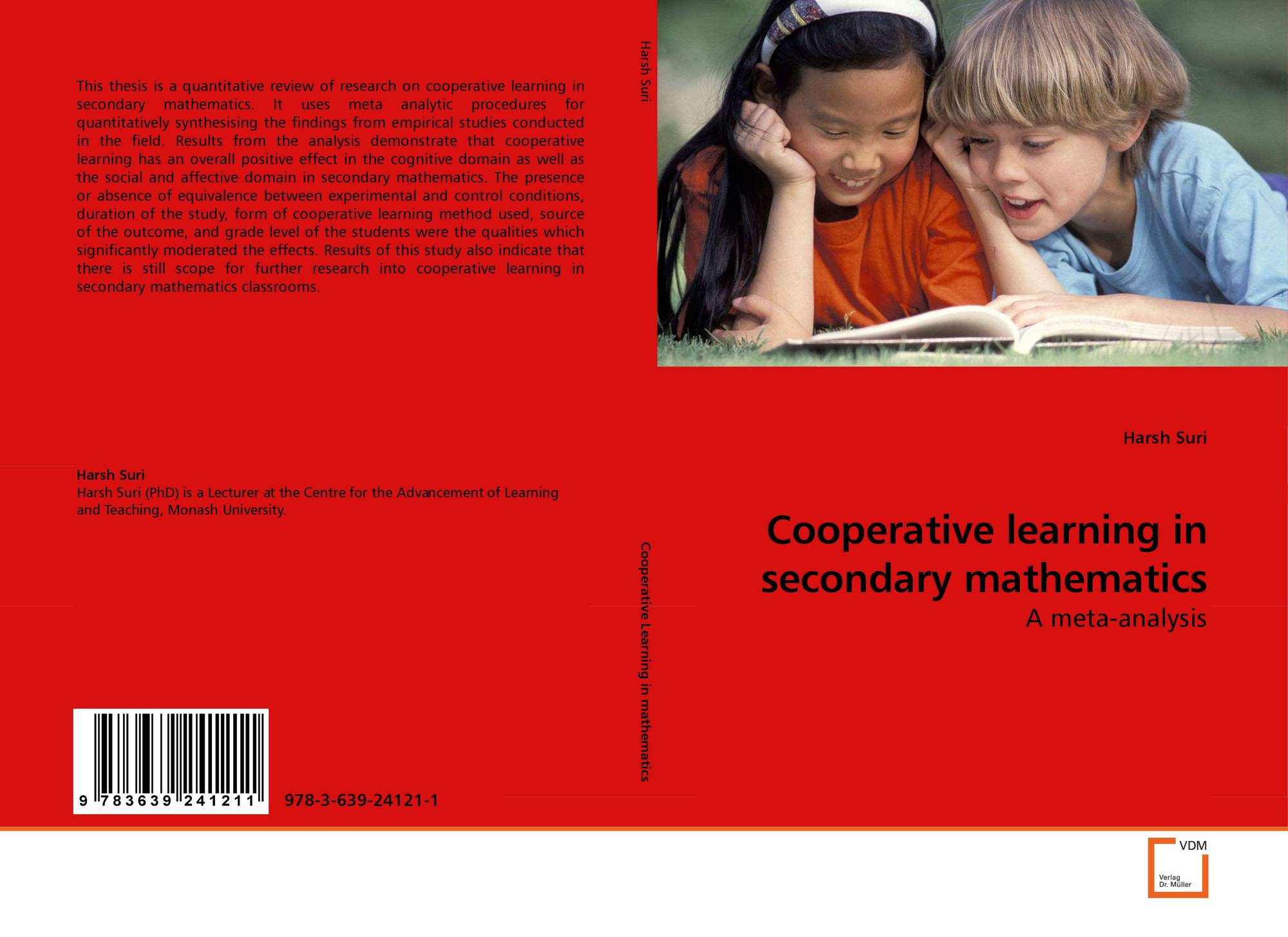 cooperative learning in mathematics pdf