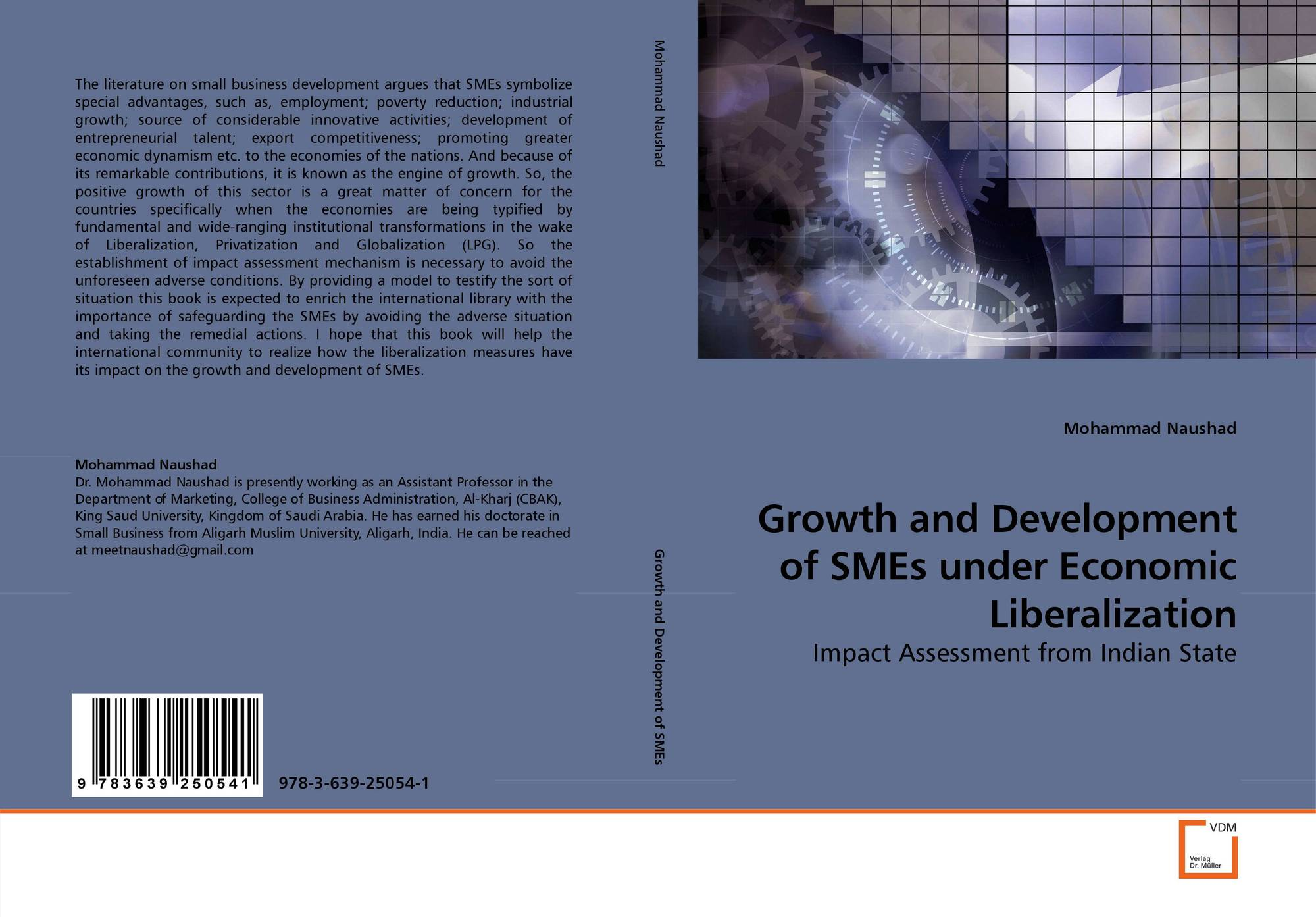 impact of smes on economic growth An important objective of this study is to analyze the impact of smes on economic  growth in albania during the period of 1995-2015 to achieve this objective,.
