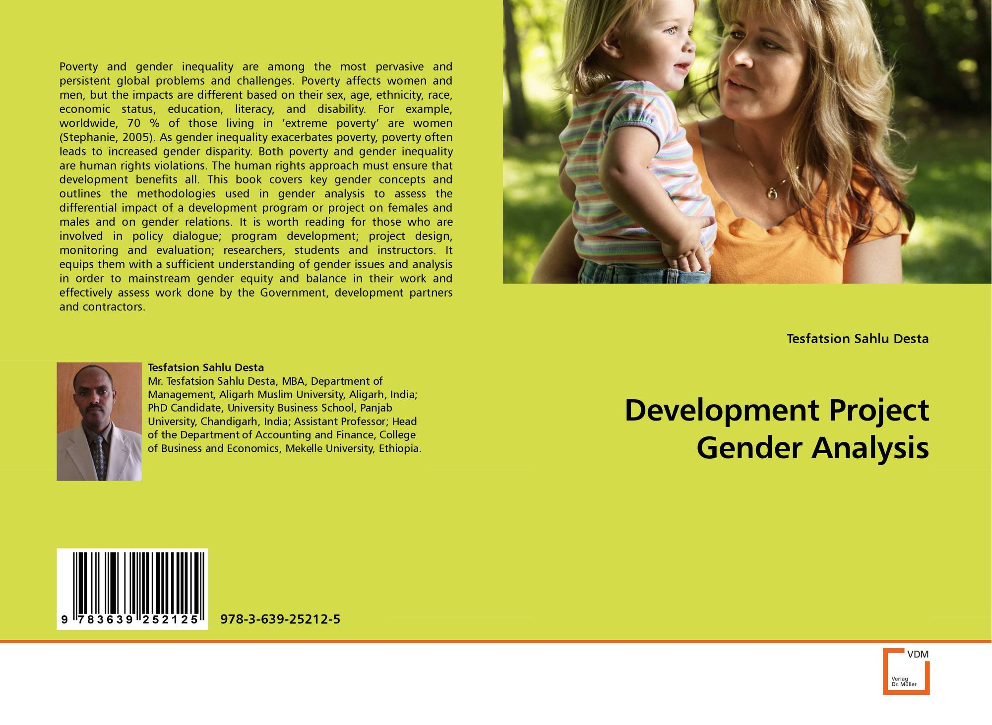 research and analysis on gender inequality