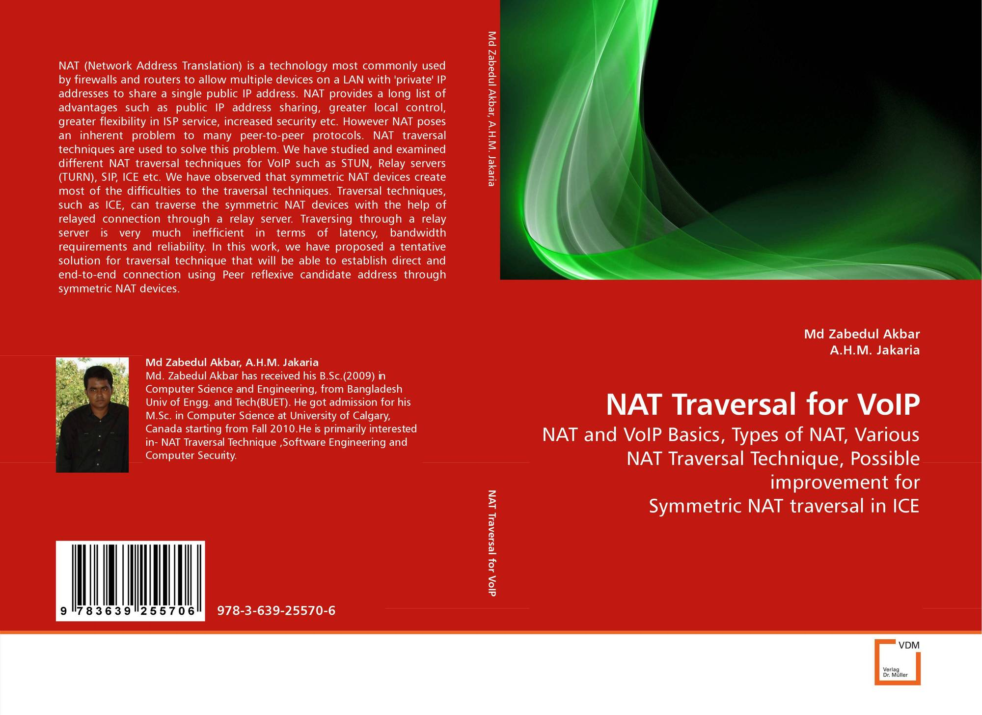 NAT Traversal for VoIP, 978-3-639-25570-6, 3639255704