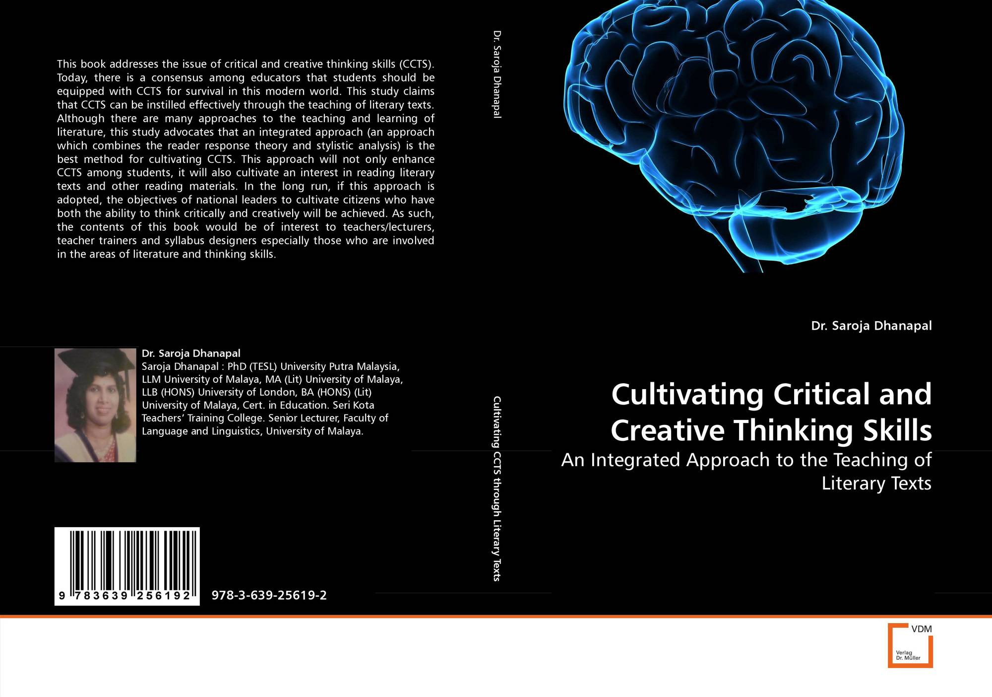 developing creative and critical thinking skills