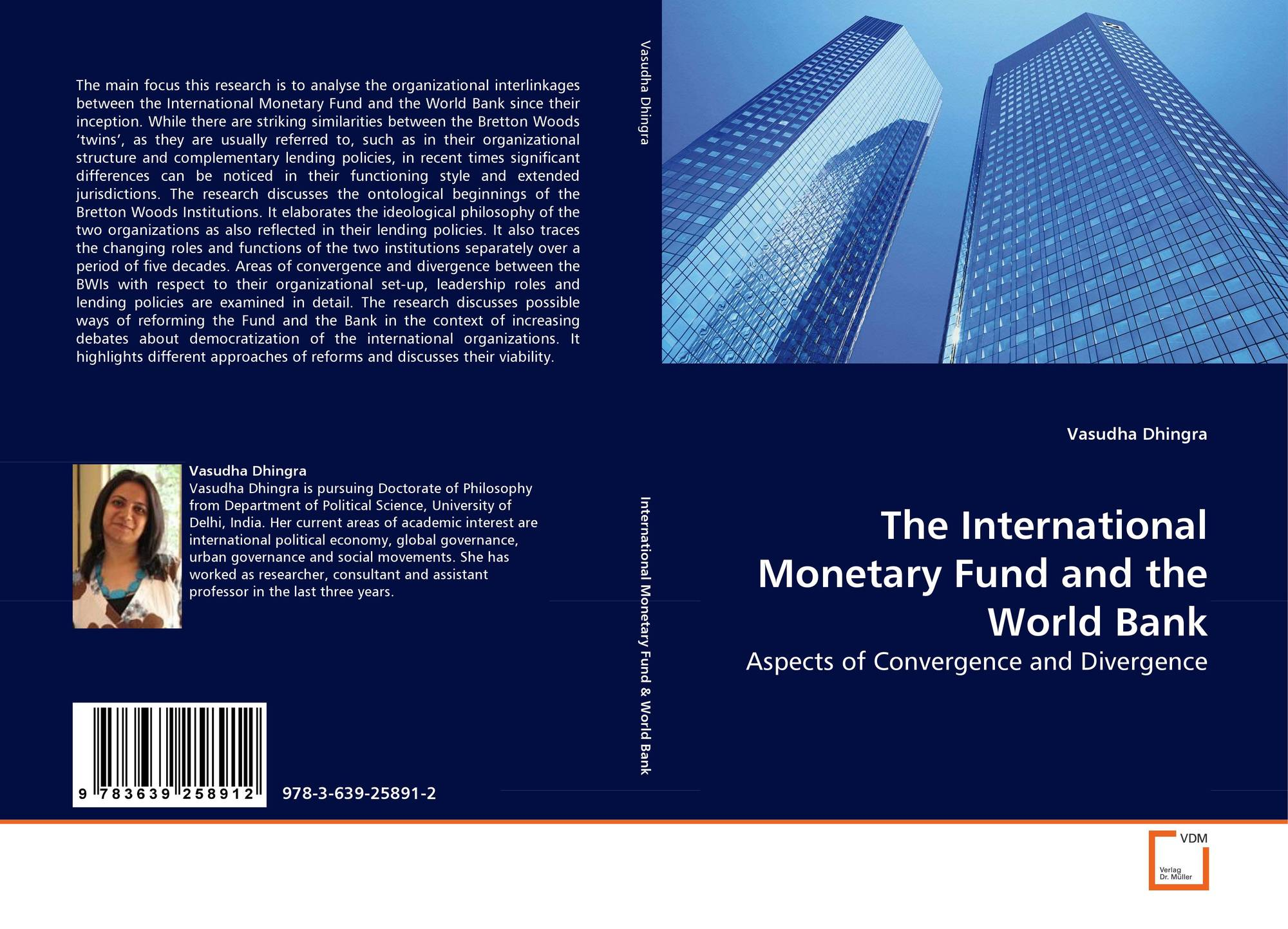 an examination of the effect of the international monetary fund imf