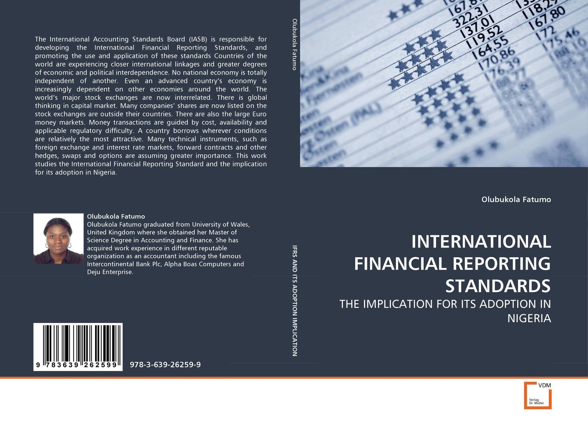 the international accounting standards board International financial reporting standards (ifrs) are a set of international accounting standards stating how particular types of transactions and other events should be reported in financial statements.