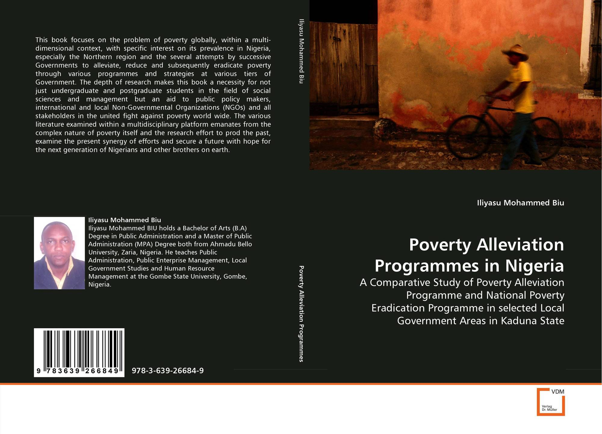 literature review on poverty eradication in nigeria