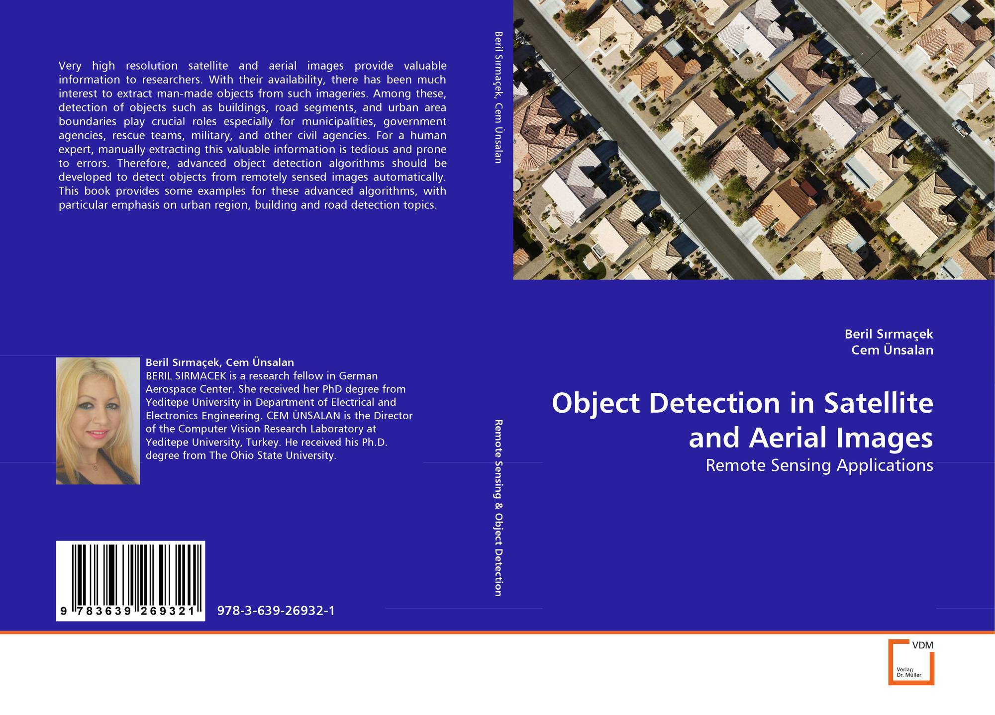 Object Detection in Satellite and Aerial Images, 978-3-639-26932-1