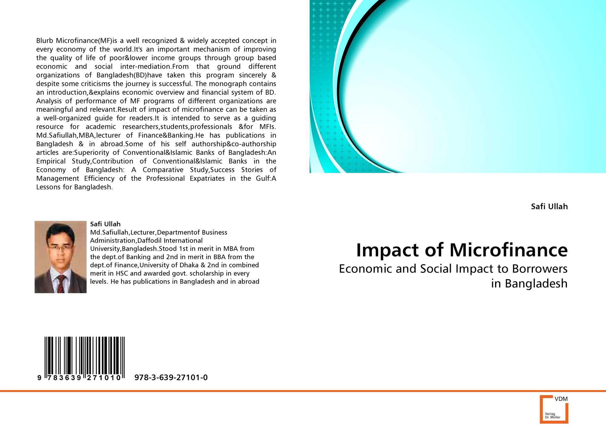 The impact of microfinance