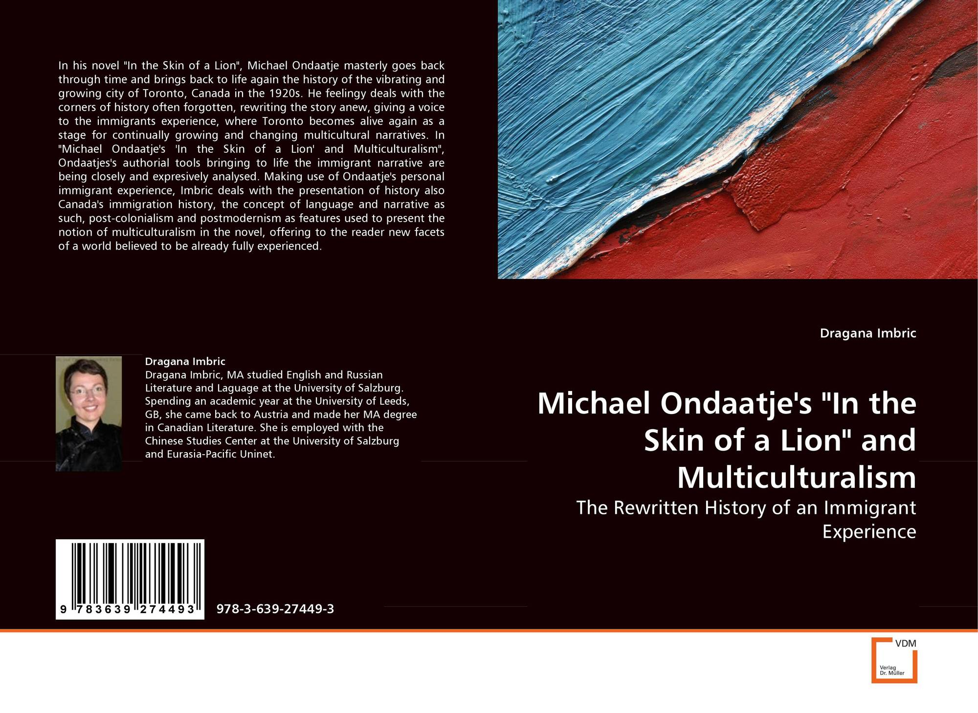 an analysis of the theme of looseness in michael ondaatjes in the skin of a lion