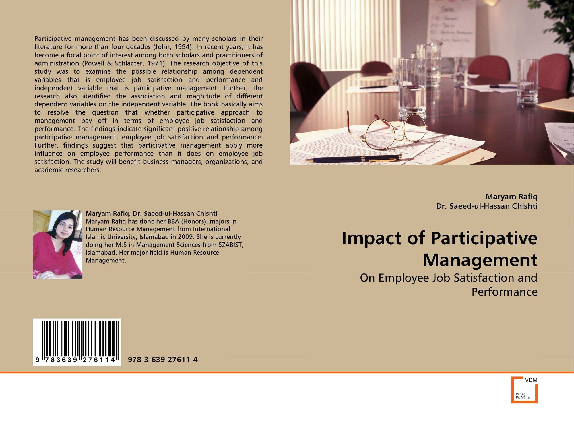 the dilemmas of participative management of Participative management in which society and administration work together on solving social issues,  in addition to challenges and dilemmas,.