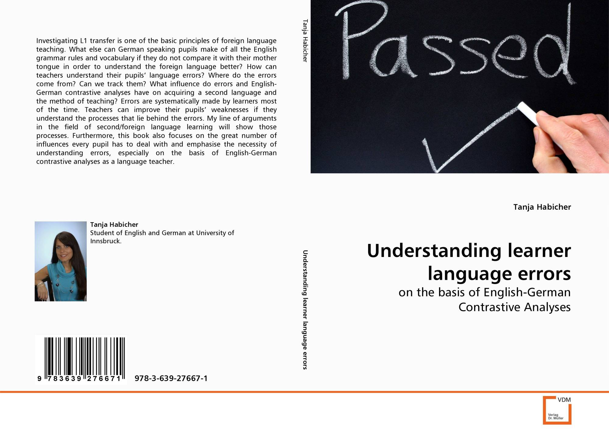errors analysis in language learning Error analysis is one of the major topics in the field of second language acquisition research errors are an integral part of language learning the.