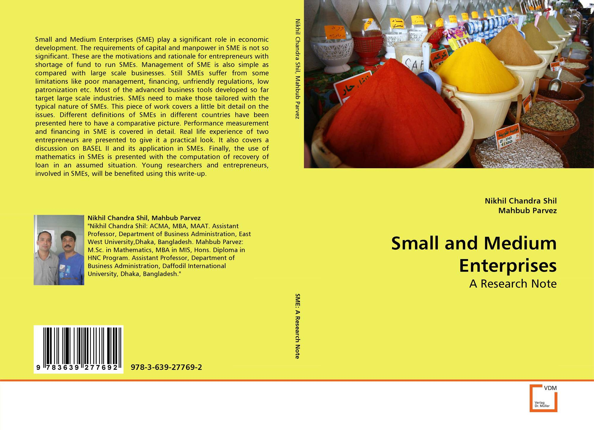 small and medium scale enterprises Assessing book-keeping practices of small and medium scale enterprises in calabar local government area , largest undergraduate projects.