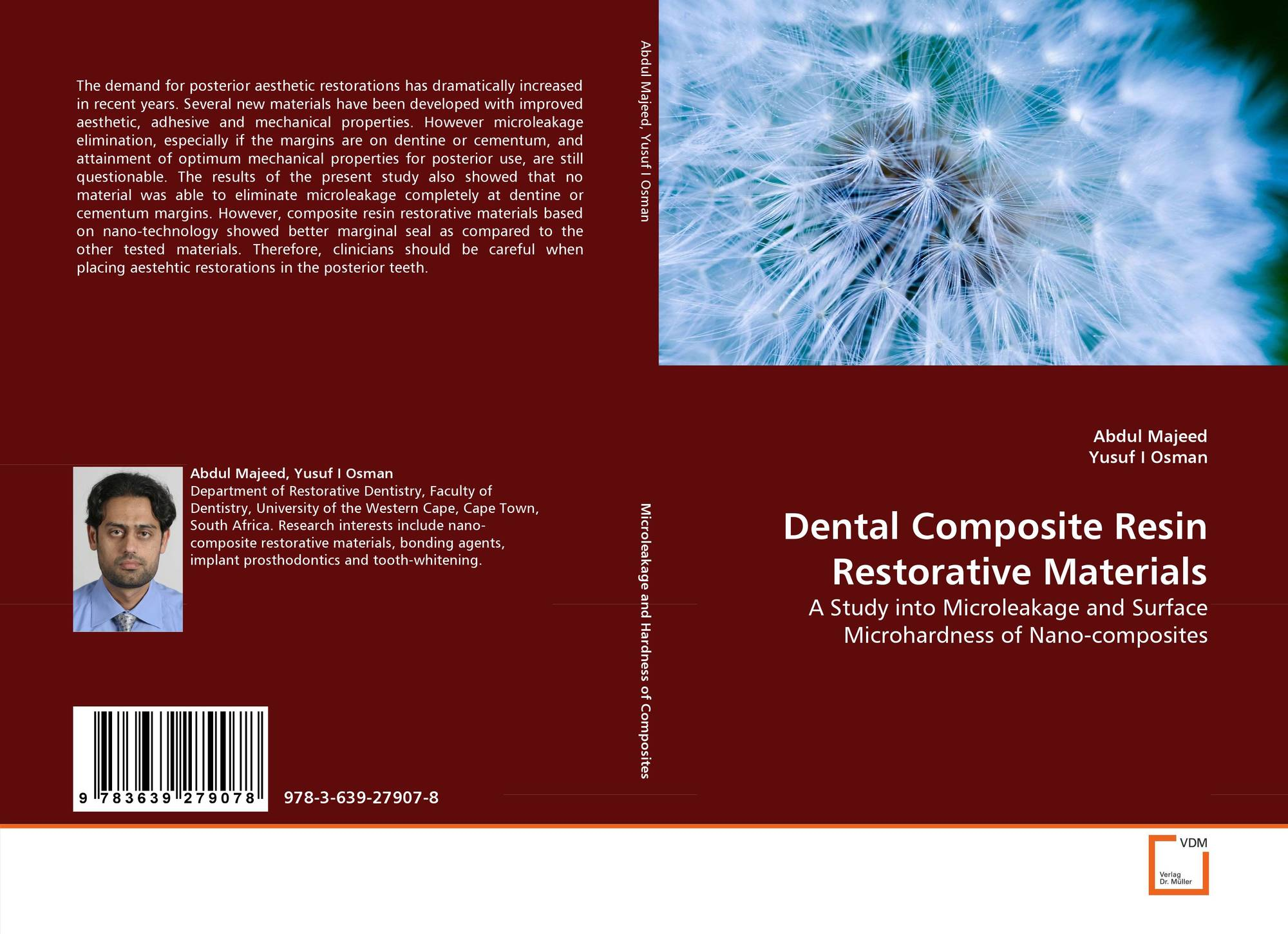 polymerization of composite resins dental chemistry essay Abstract dijken van j w v, conventional, microfilled and hybrid composite resins: laboratory and clinical evaluations abstract no 30 — issn 0345-7532.