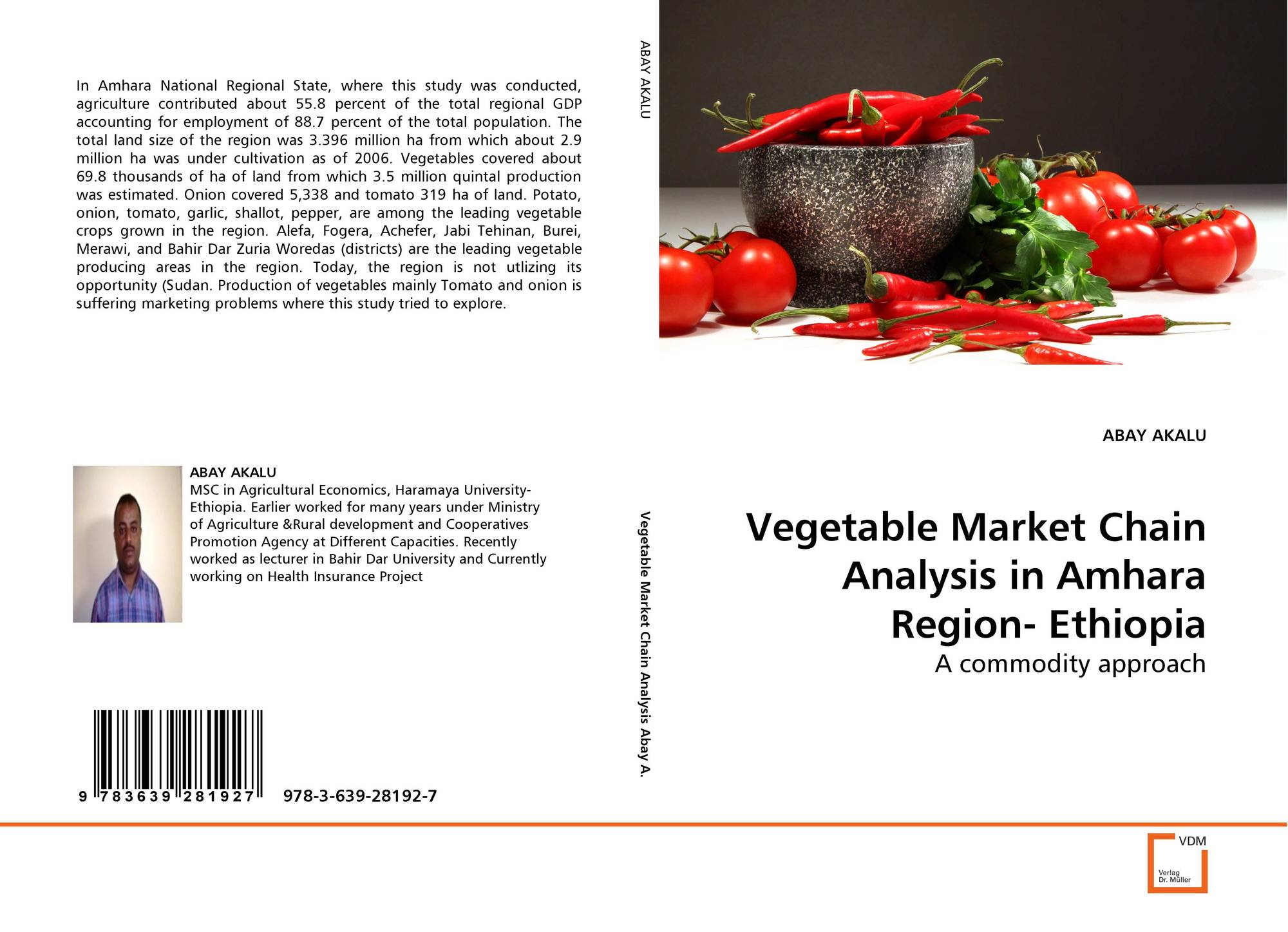 Vegetable Market Chain Analysis in Amhara Region- Ethiopia