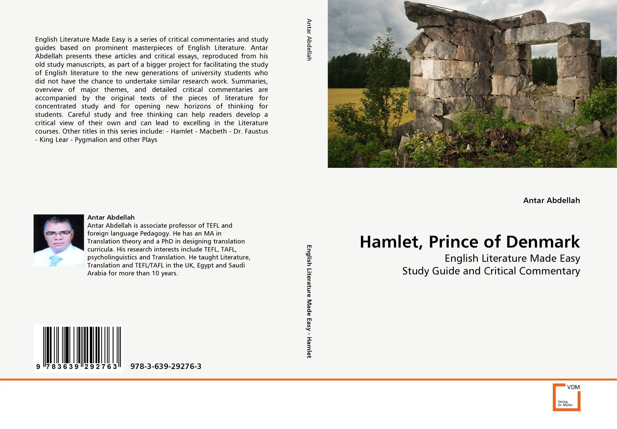 hamlet, prince of denmark essay Oedipus the king vs hamlet hamlet on the other hand is about a hamlet, the prince of denmark  if you are the original writer of this essay and no longer.