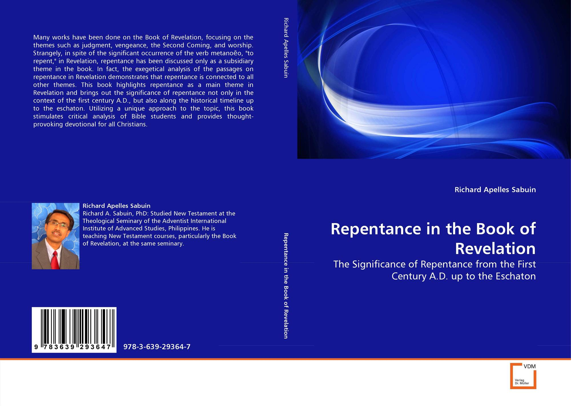 Repentance in the Book of Revelation, 978-3-639-29364-7
