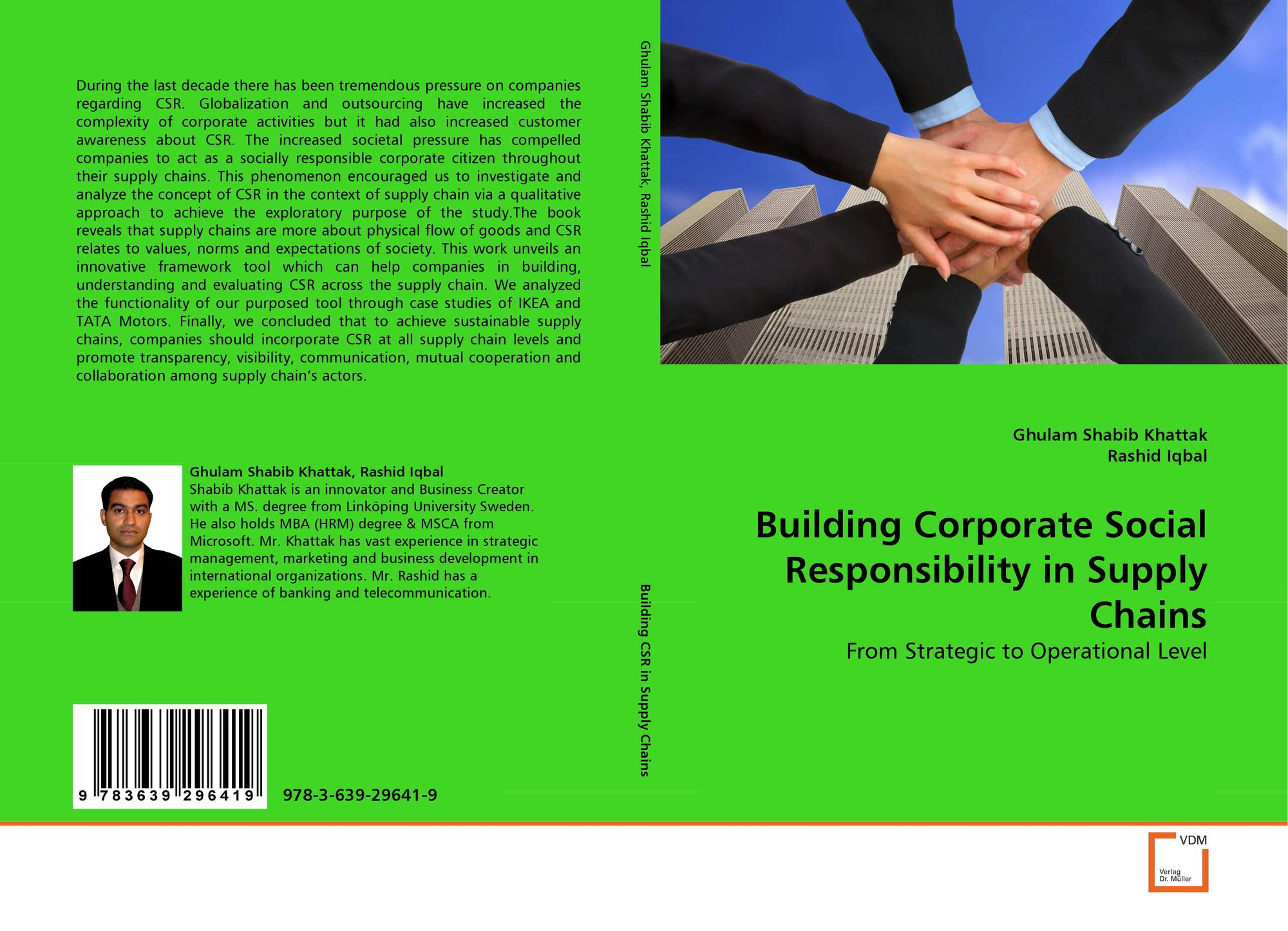 """the creation of awareness for corporate social responsibility in society """"focusing on value: reconciling corporate social responsibility, sustainability and a stakeholder approach in a network world"""" journal."""