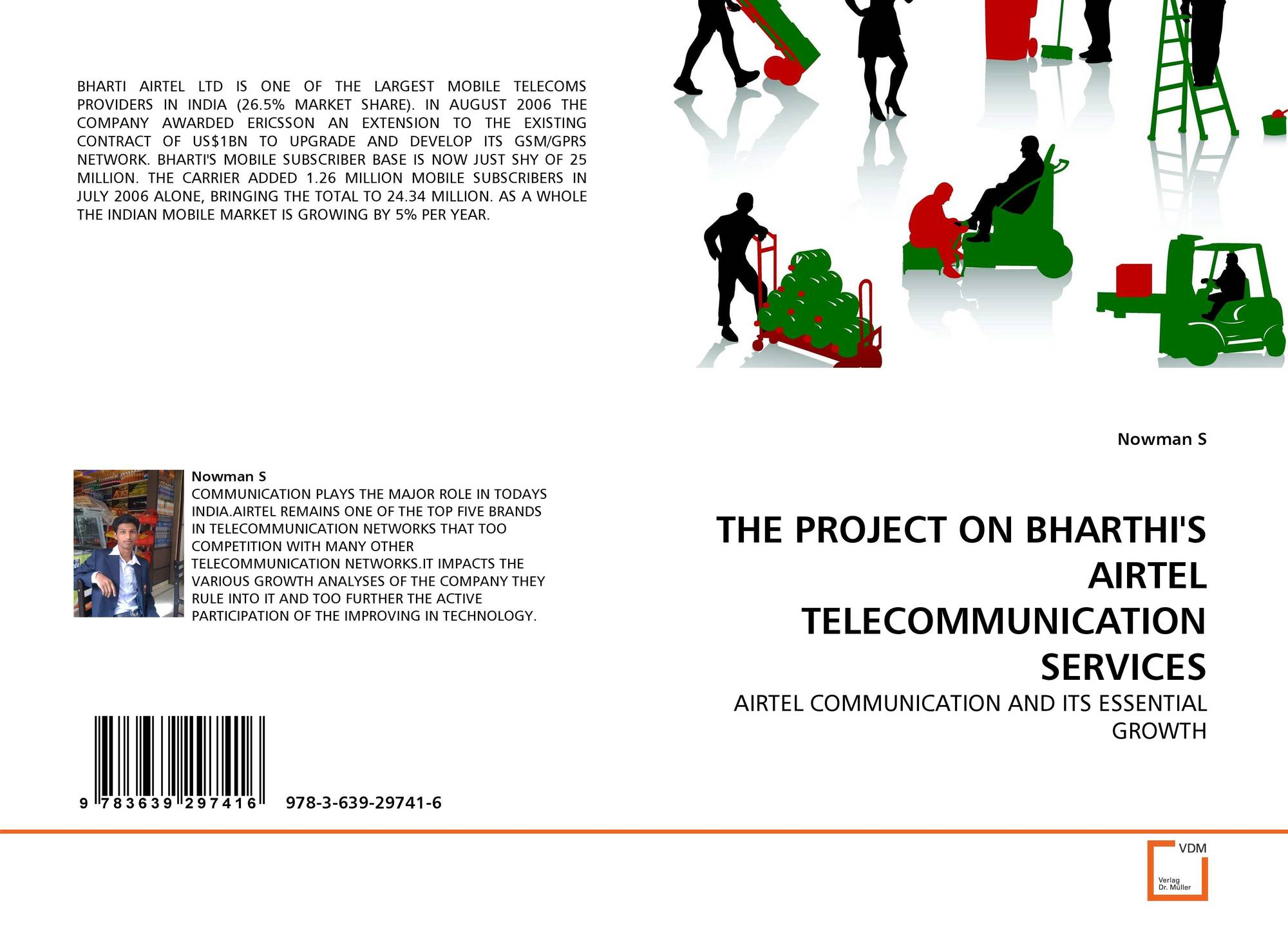 project report on training development of bharti airtel Introduction: airtel comes to you from bharti airtel limited, india's largest integrated and the first private telecom services provider with a footprint in all the 23 telecom circles.