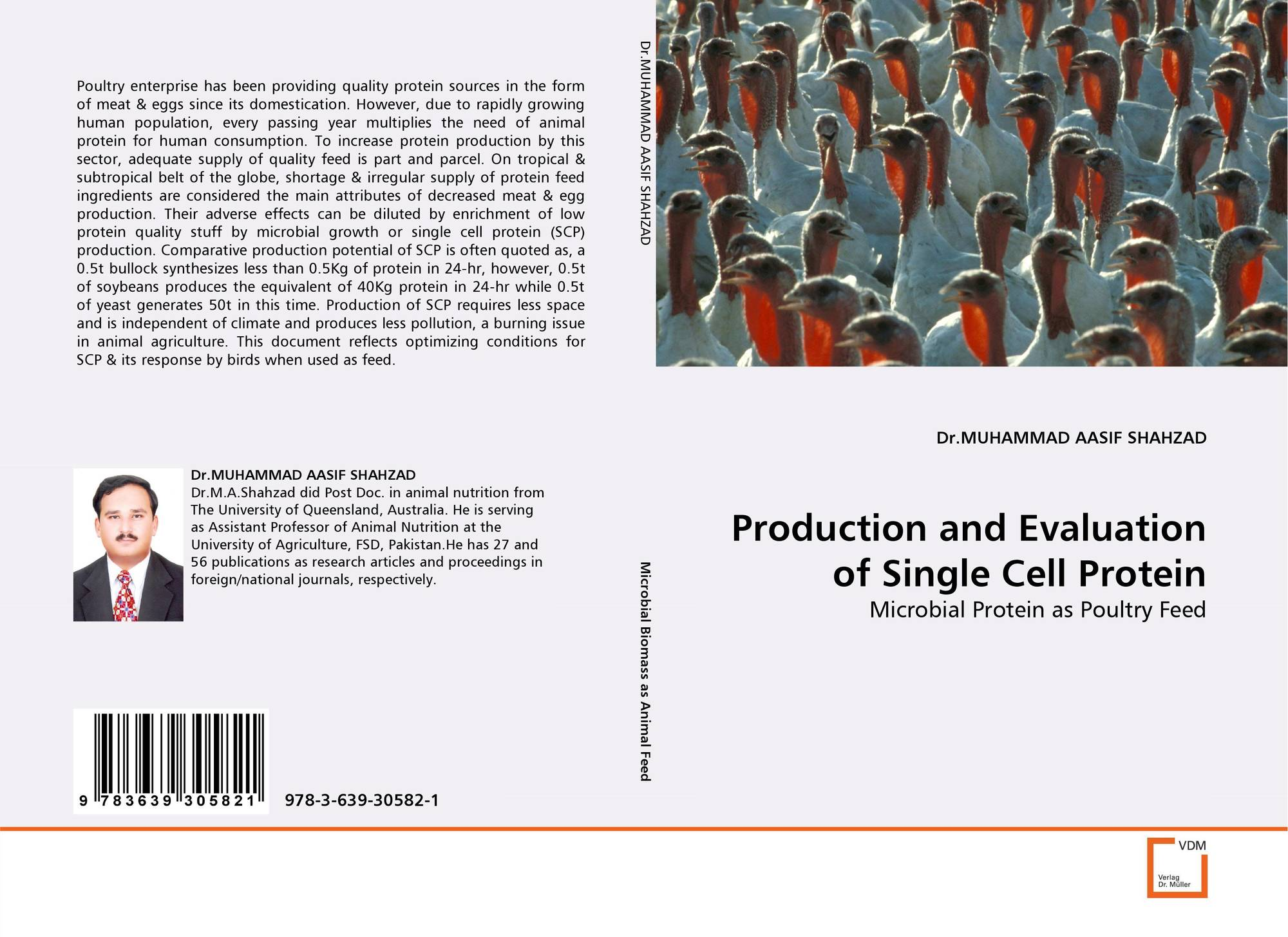 production of single cell protein biology essay Diets supplemented with single-cell protein meal may support farmed trout production, feed efficiency and boost survival rates, says researcher.