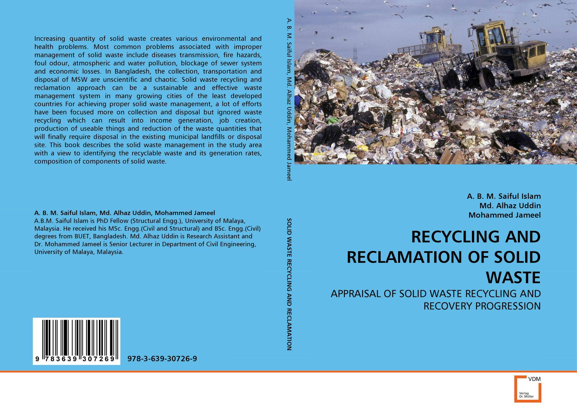 cleanliness recycling and solid waste management Draft model municipal solid waste (management & handling), cleanliness and   segregation, recovery, storage, collection, recycling, processing, treatment or.