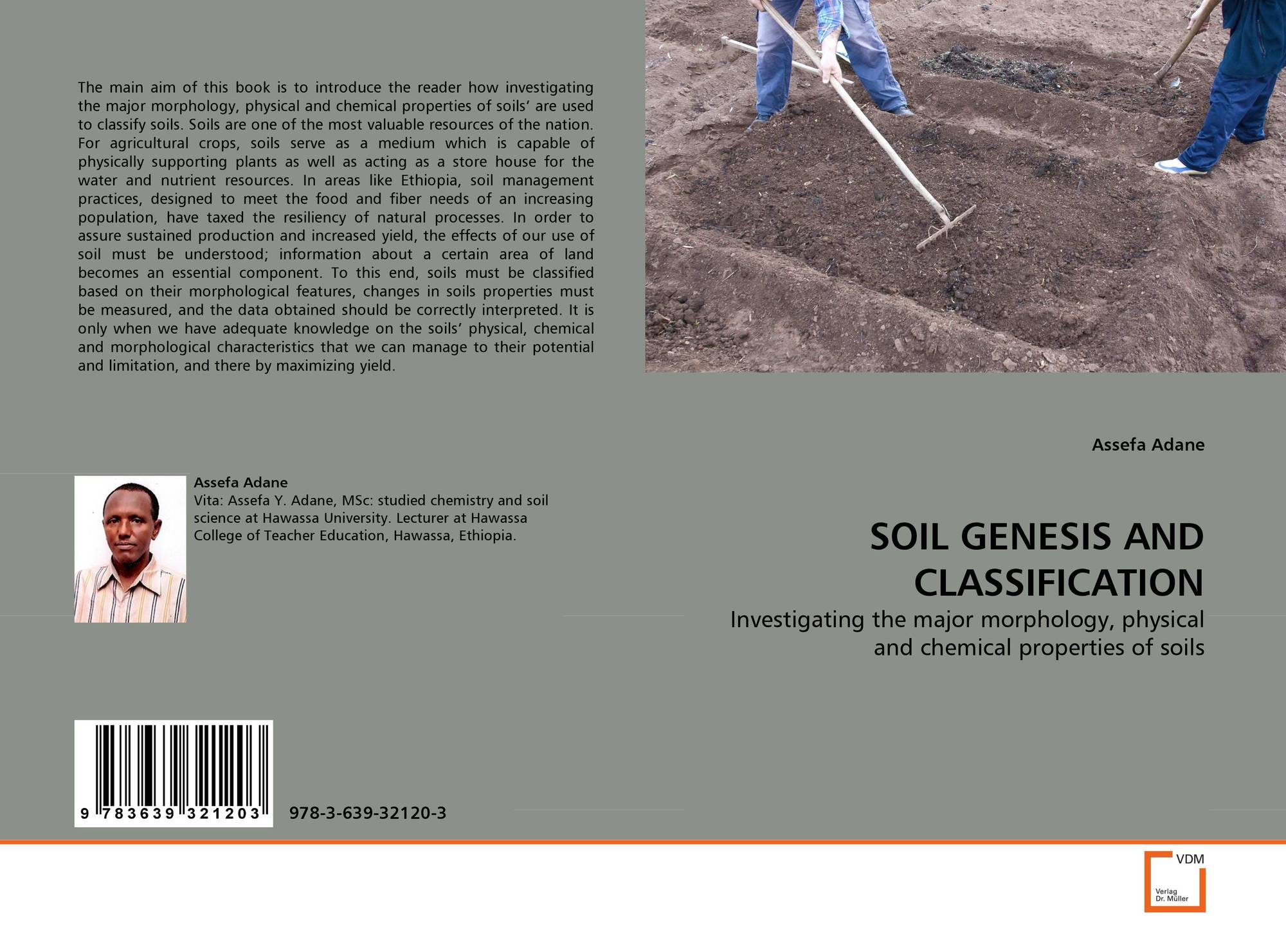 Soil genesis and classification 978 3 639 32120 3 for Soil information in english