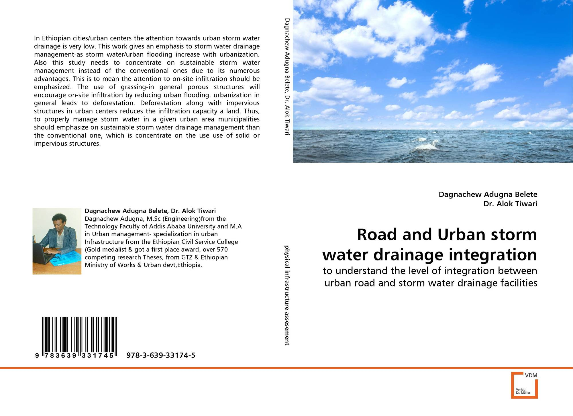 Road and Urban storm water drainage integration, 978-3-639