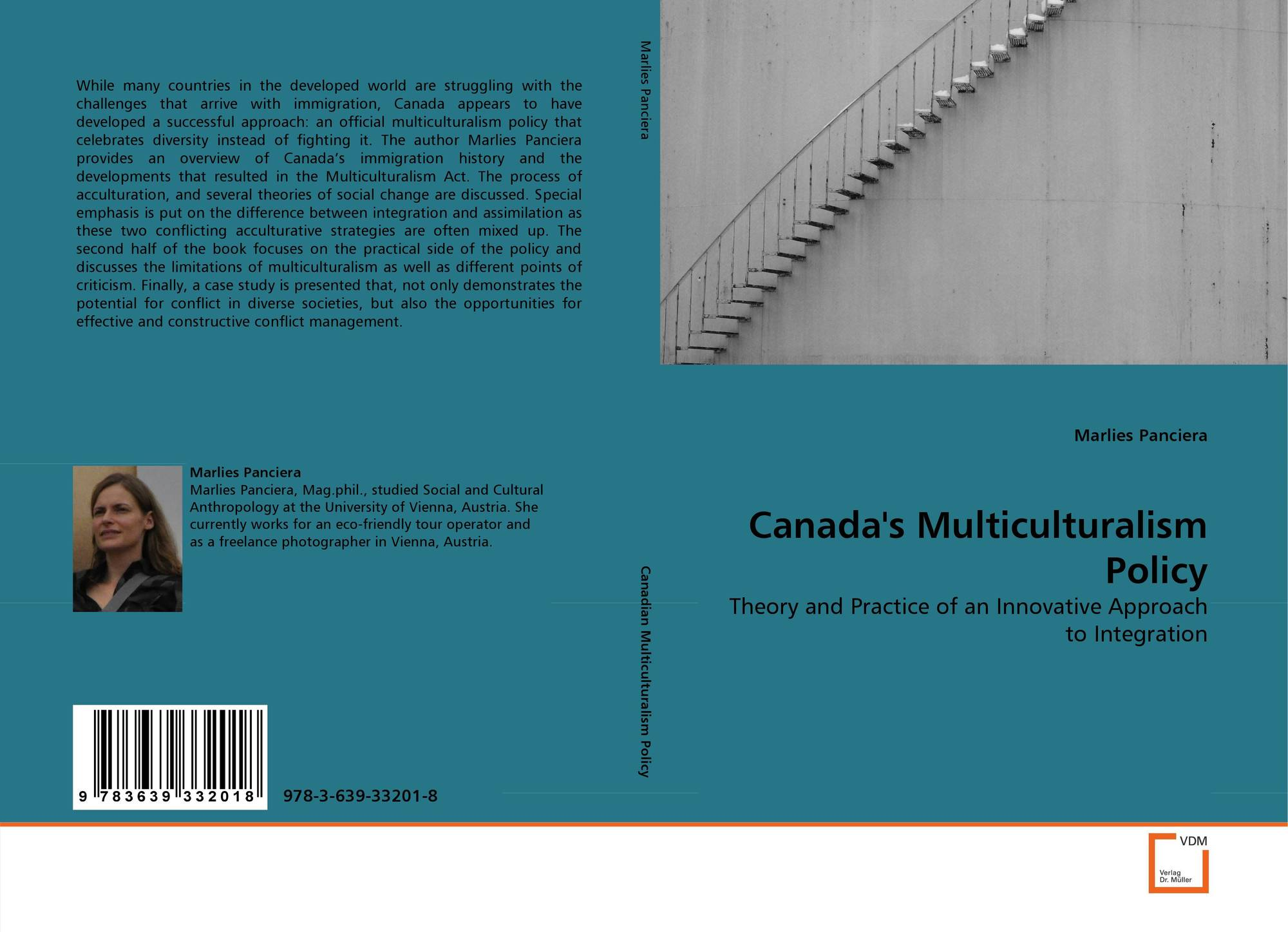 canada has a policy of multiculturalism Multiculturalism has been included in school as part of the multiculturalism policy, canada set aside $200 million for the development of programs in.