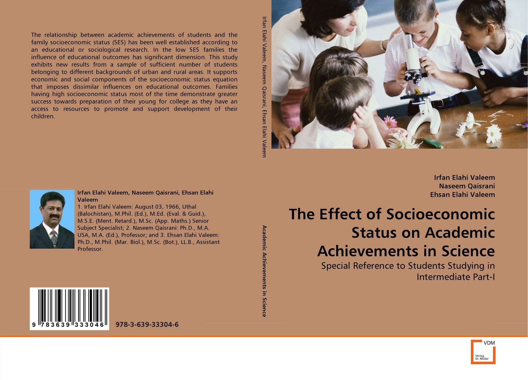 impact of socioeconomic status on academic Abstract this study investigated the impact of socioeconomic status on the  academic achievement of secondary school students of delhi city the  investigator.