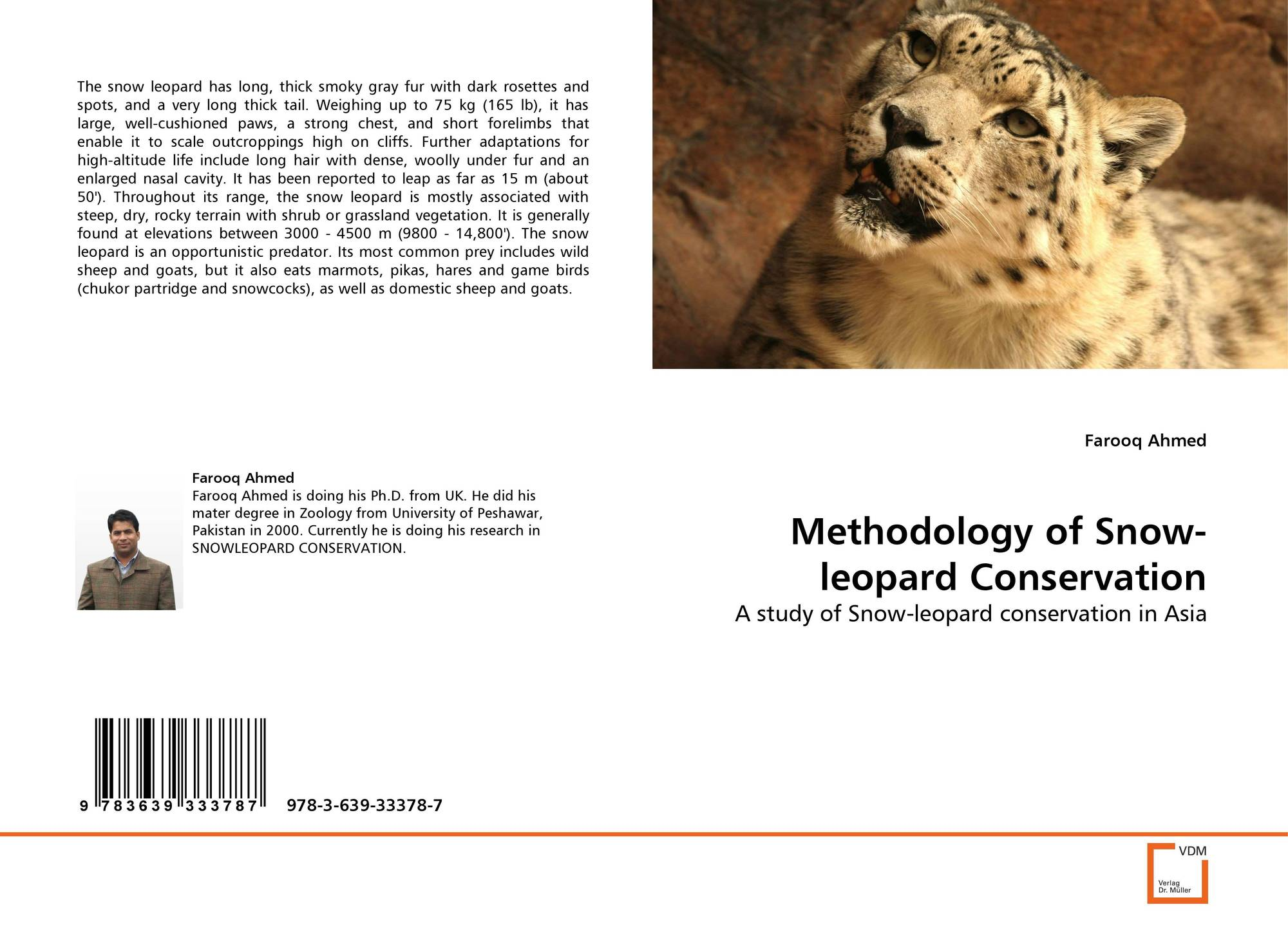 conservation of the snow leopard essay Studying the snow leopard: reconceptualizing conservation across the china– india border  map of snow leopard range across the sino-indian border map   in a recent essay by bhatnagar and mishra, they began by.