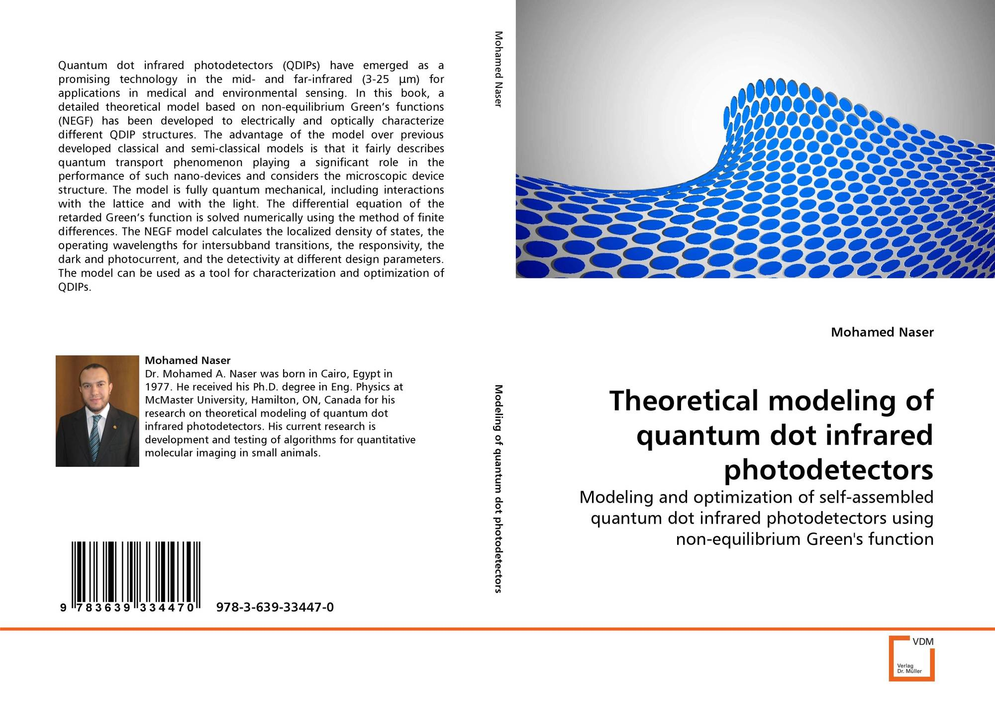 Theoretical modeling of quantum dot infrared photodetectors