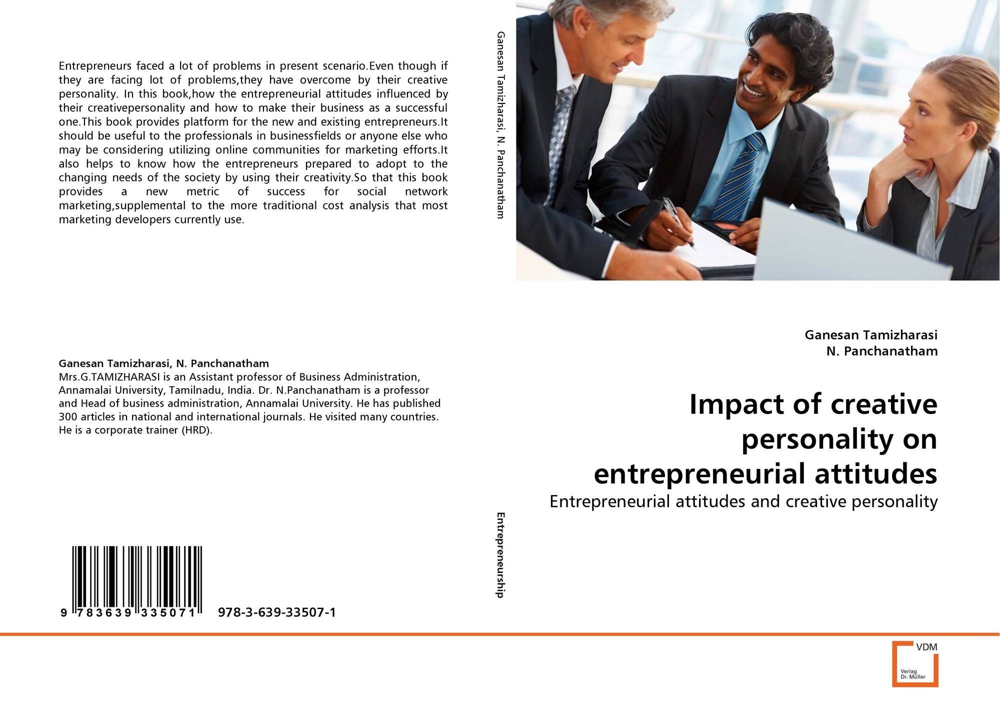 entrepreneurs personal characteristics and influence on business What entrepreneurship skills are required to develop a growth-orientated business and how these skills might be enhanced barriers to growth.