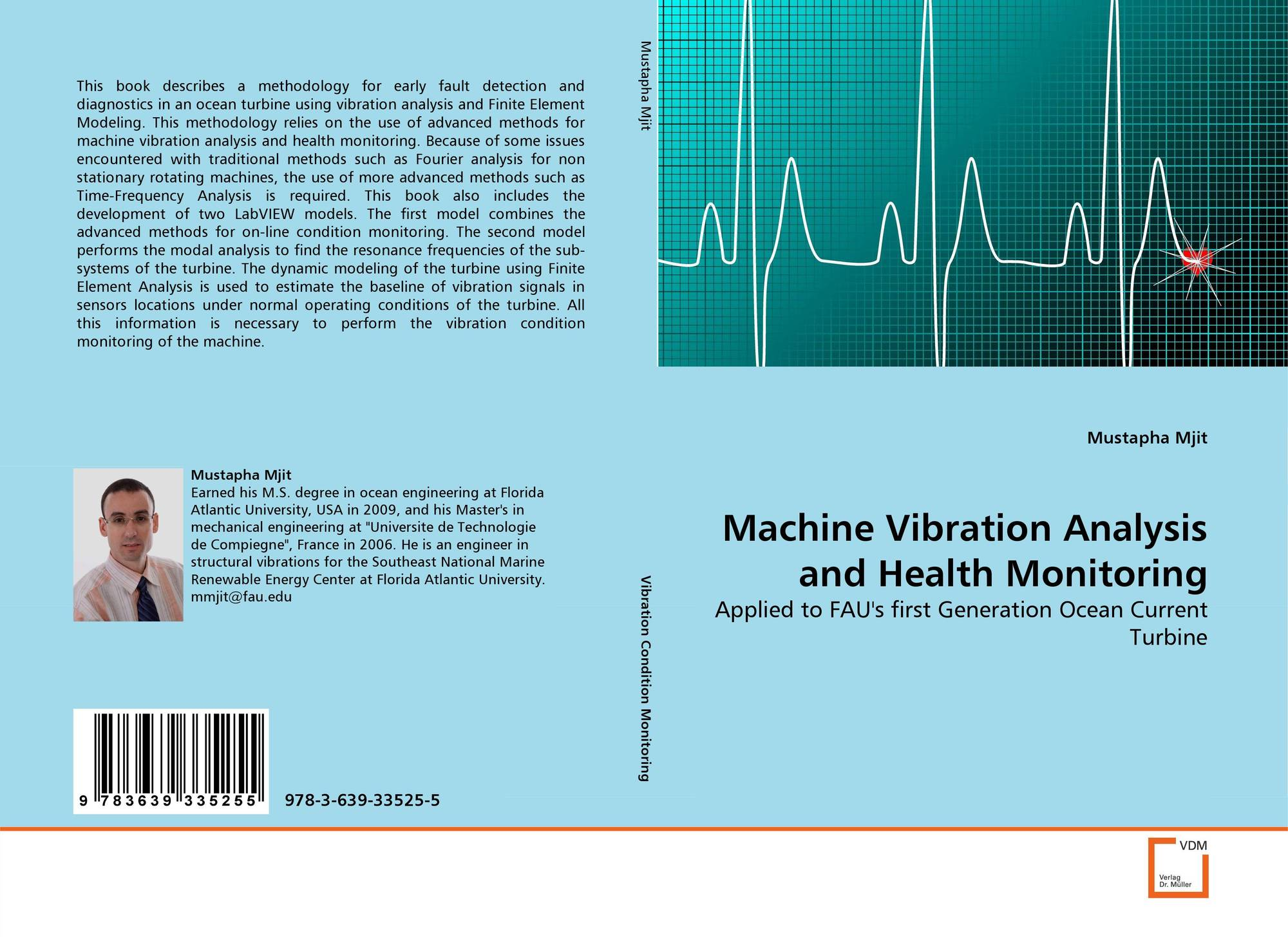 Machine Vibration Analysis and Health Monitoring, 978-3-639