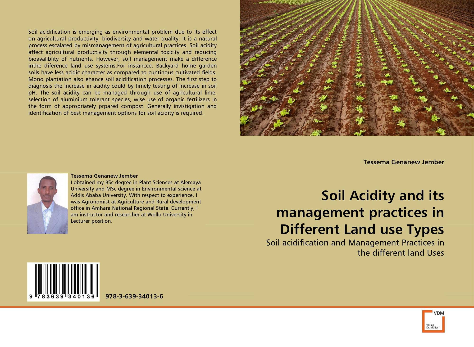 Soil acidity and its management practices in different for Different types of soil and their uses