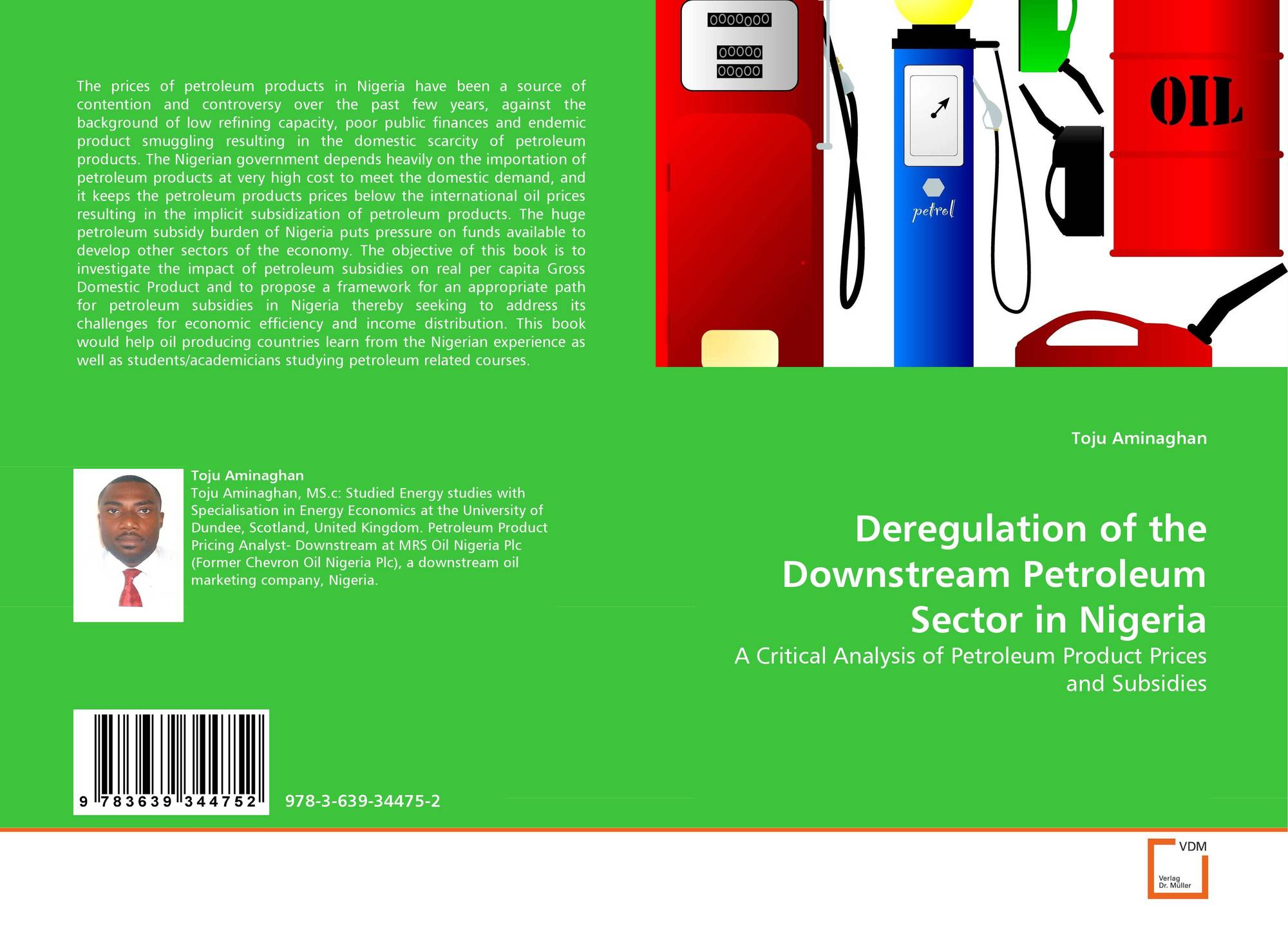 effects of deregulation of the downstream sector of the petroleum industry Despite successive attempts to effectively manage nigeria's downstream oil   industry that led to subsidy cuts and efforts to deregulate the downstream oil  sector  adedipe, b (2004) the impact of oil on nigeria's economic policy  formulation.