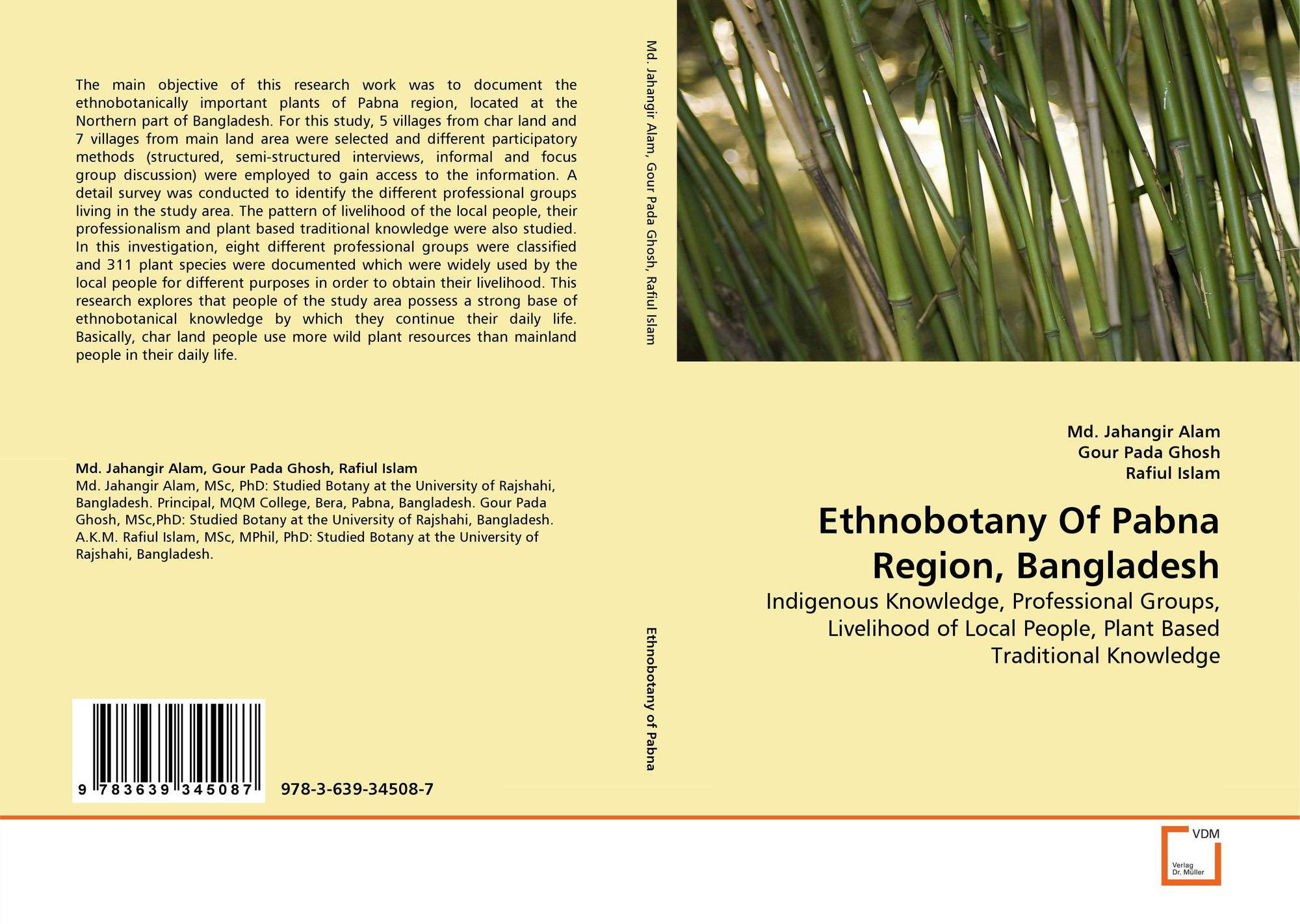 a study of plants called ethnobotany used for medical purposes 136 chapter 9 ethnobotany: the study of people  elucidating the cultural position of the tribes who used the plants for food  discoveries in medical ethnobotany through the application of.
