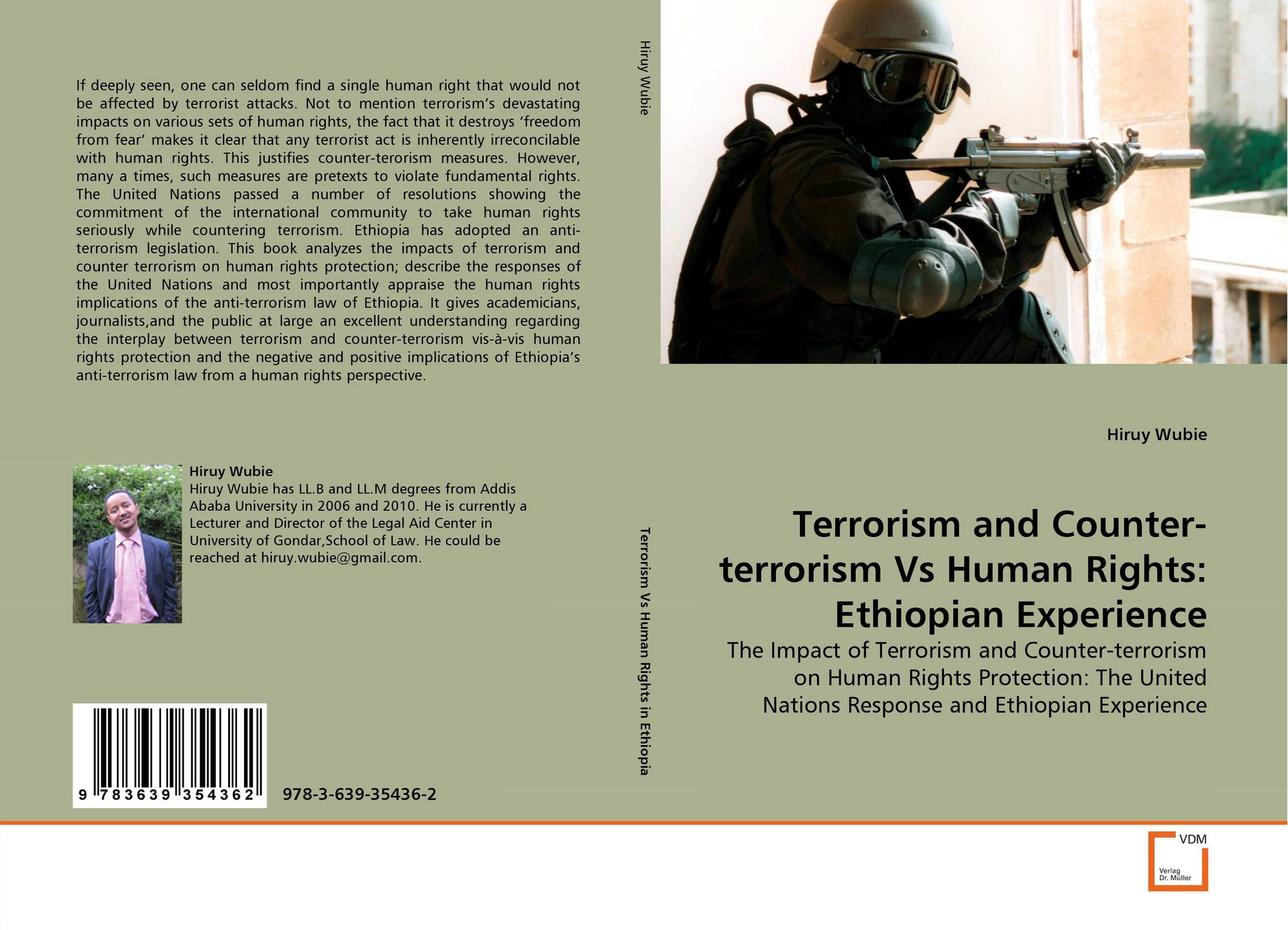 "master thesis terrorism The united states of america law defines terrorism as ""predominated, politically motivated violence perpetrated against noncombatant targets."