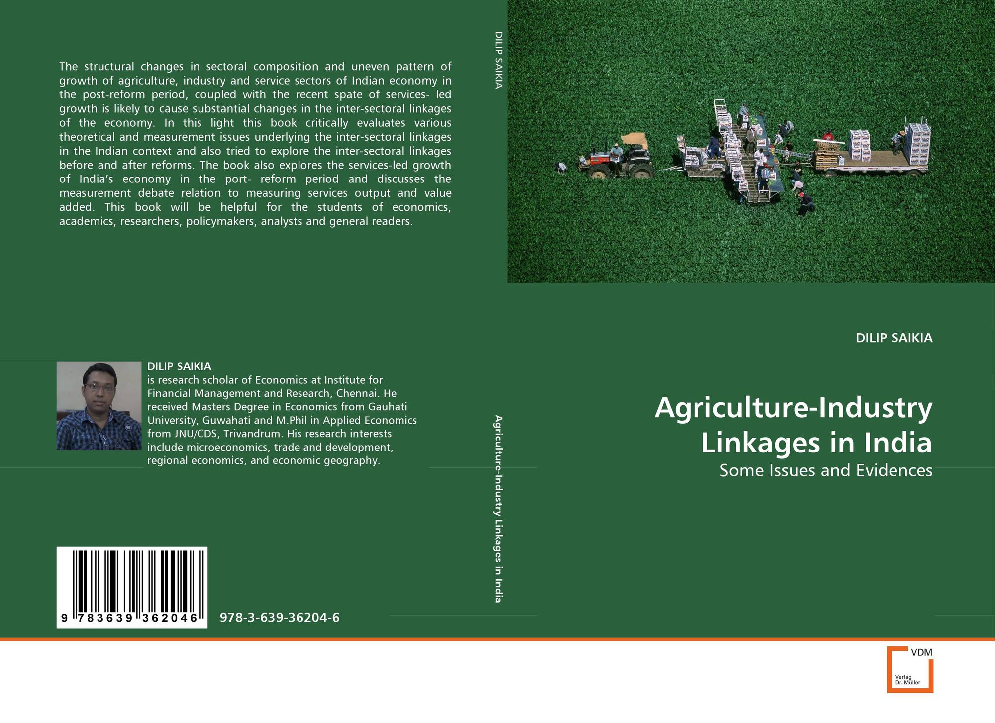 agriculture industry linkages in the economy Business implementation of pro-poor tourism brief no 3 no 3: tourism-agricultural linkages: boosting inputs from local.