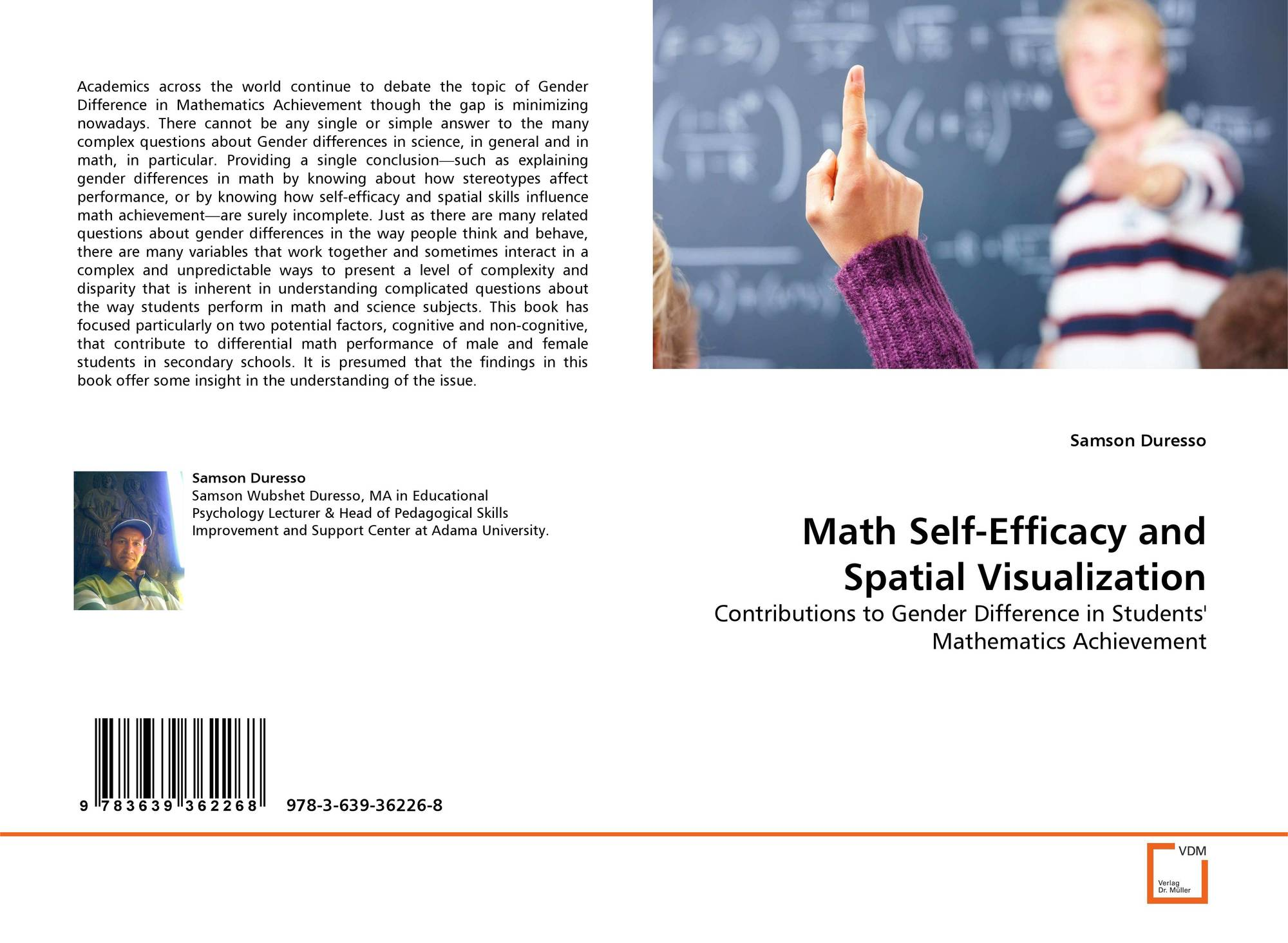 math self efficacy While they are partly the product of a students' past performance in mathematics, mathematics self-beliefs levels of mathematics self-efficacy are at a.