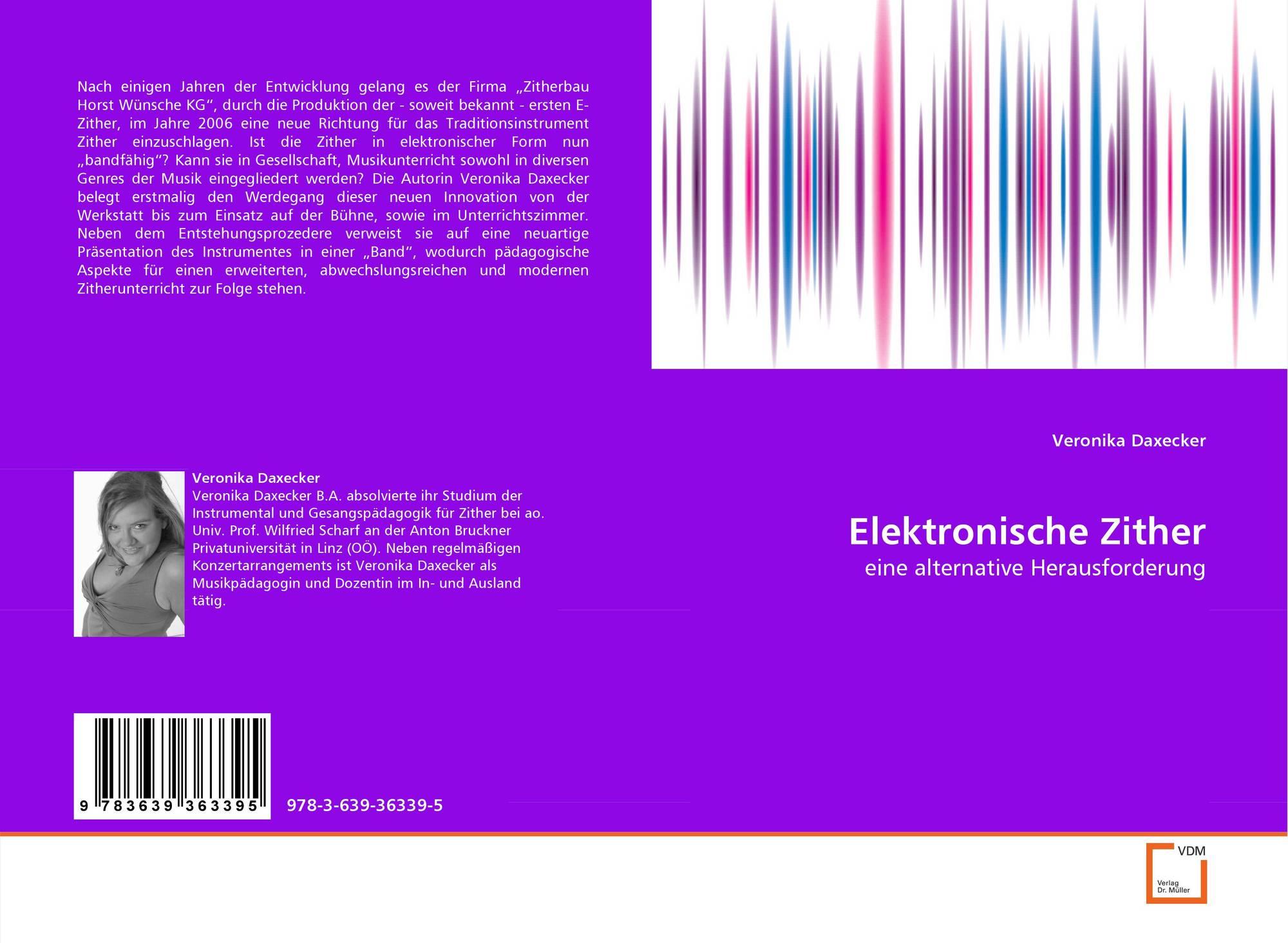Elektronische Zither